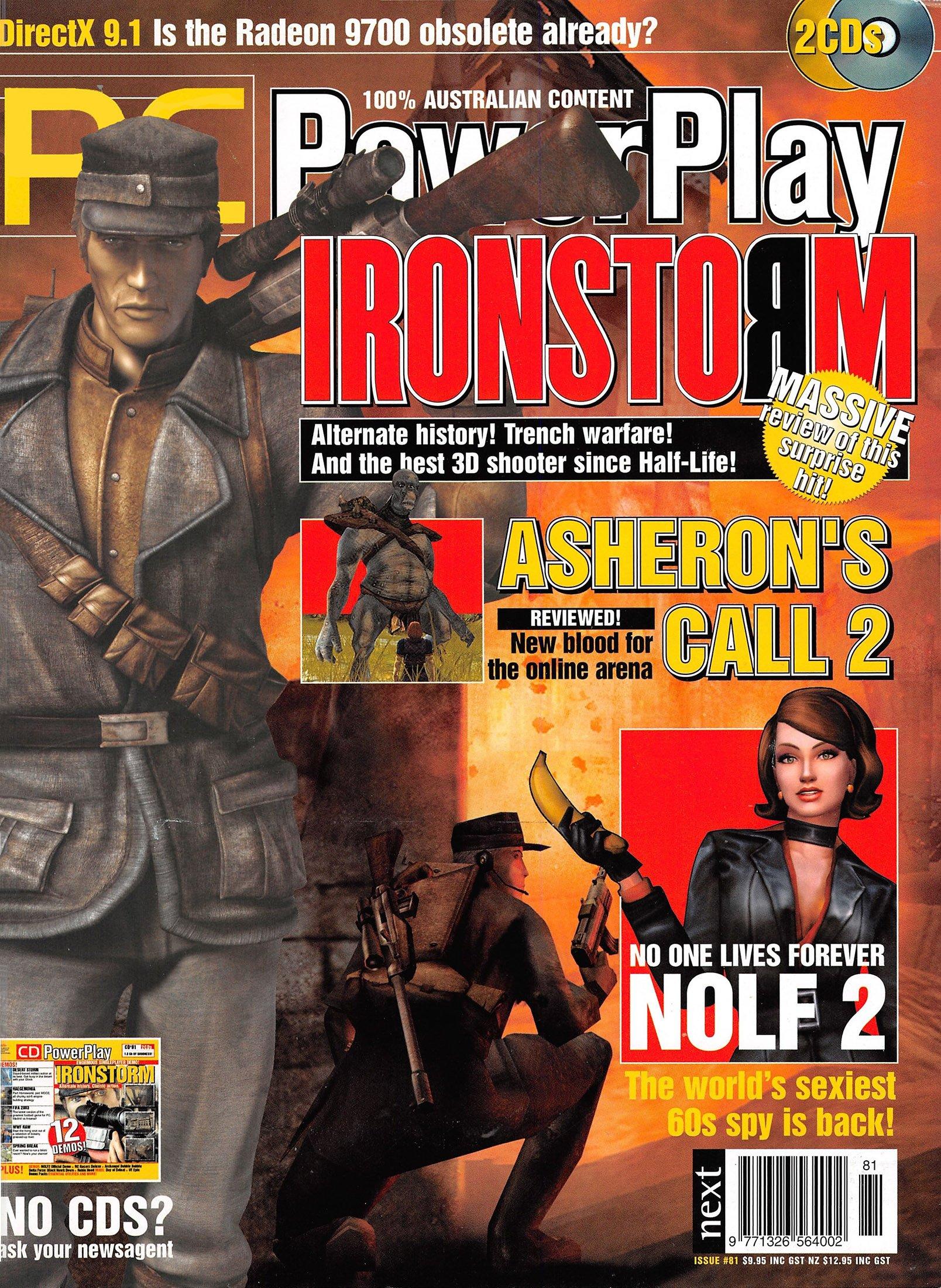 PC PowerPlay 081 (Christmas 2002)