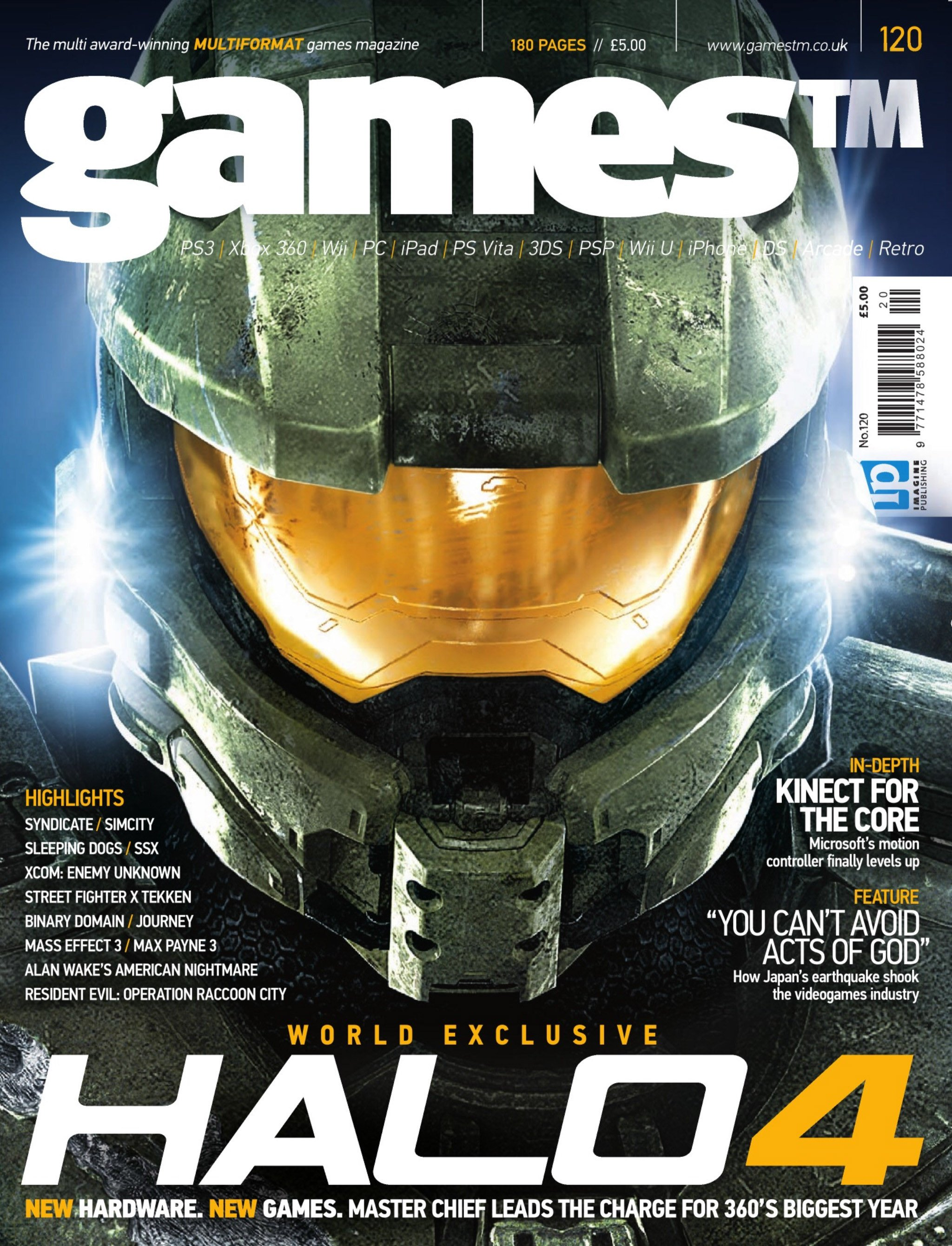 Games TM Issue 120 (March 2012)