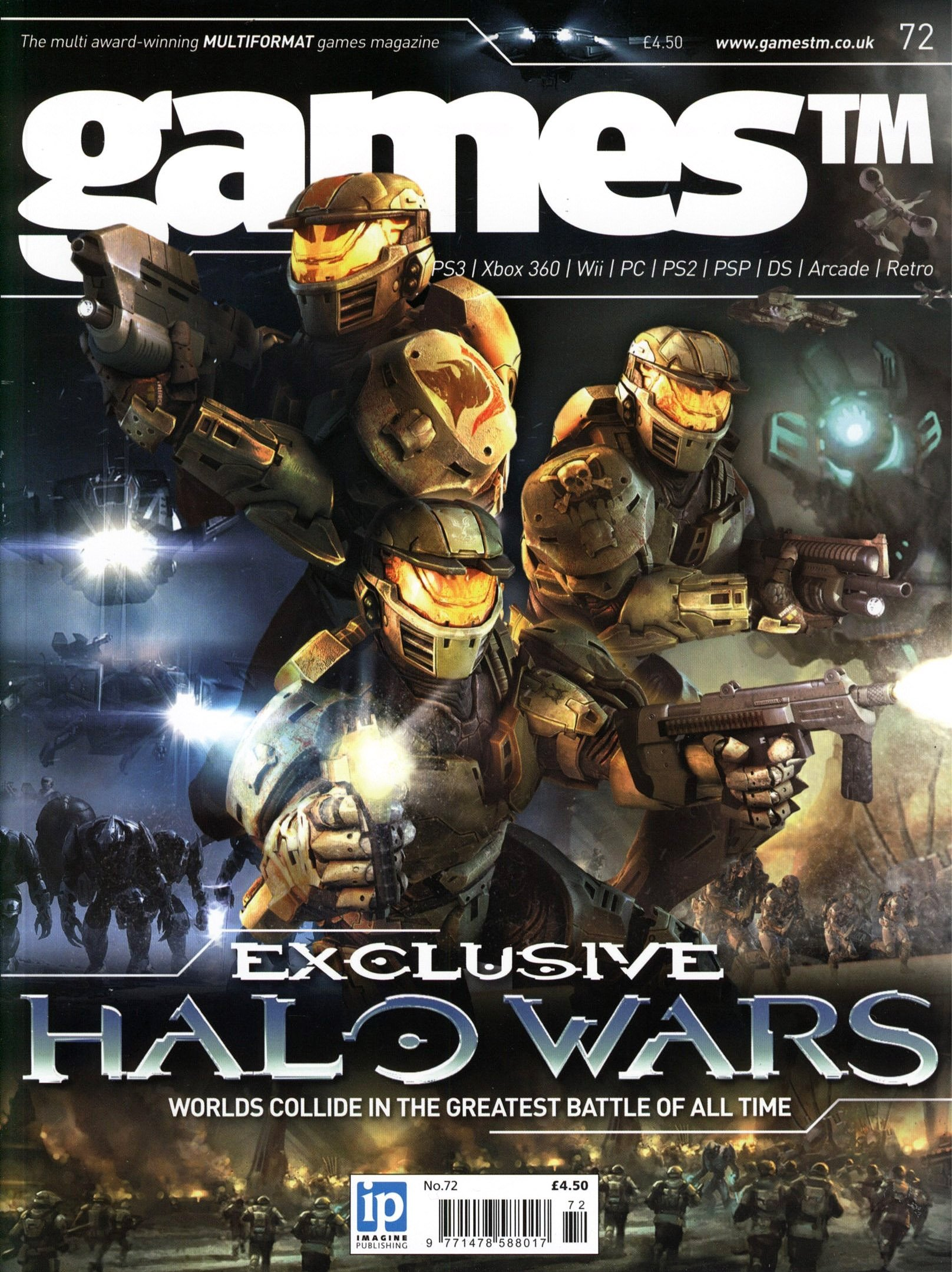 Games TM Issue 072 (July 2008)