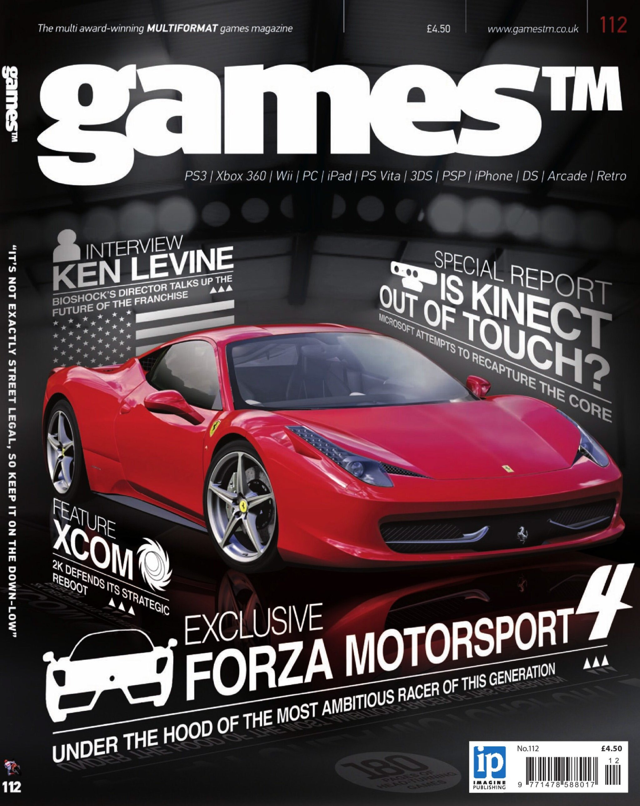 Games TM Issue 112 (August 2011)