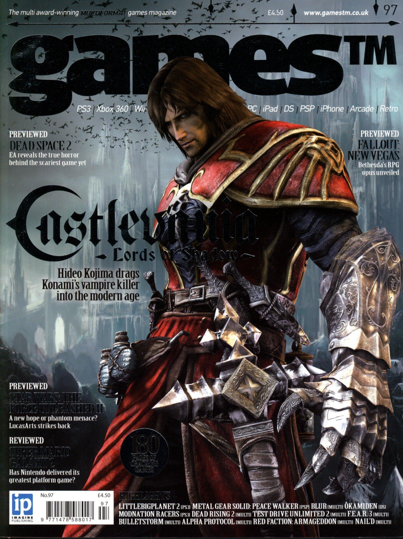 Games TM Issue 097 (June 2010)