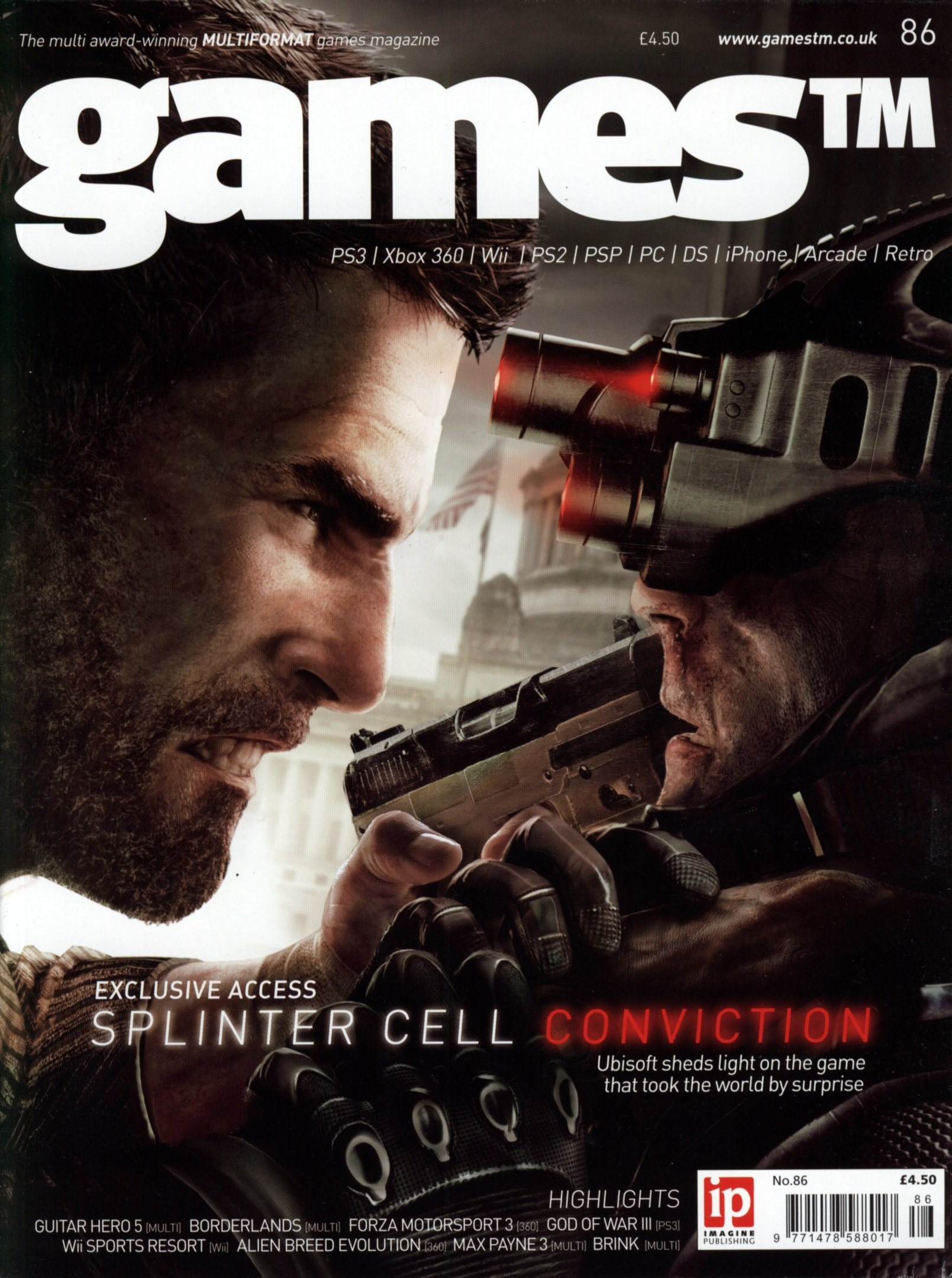 Games TM Issue 086 (August 2009)