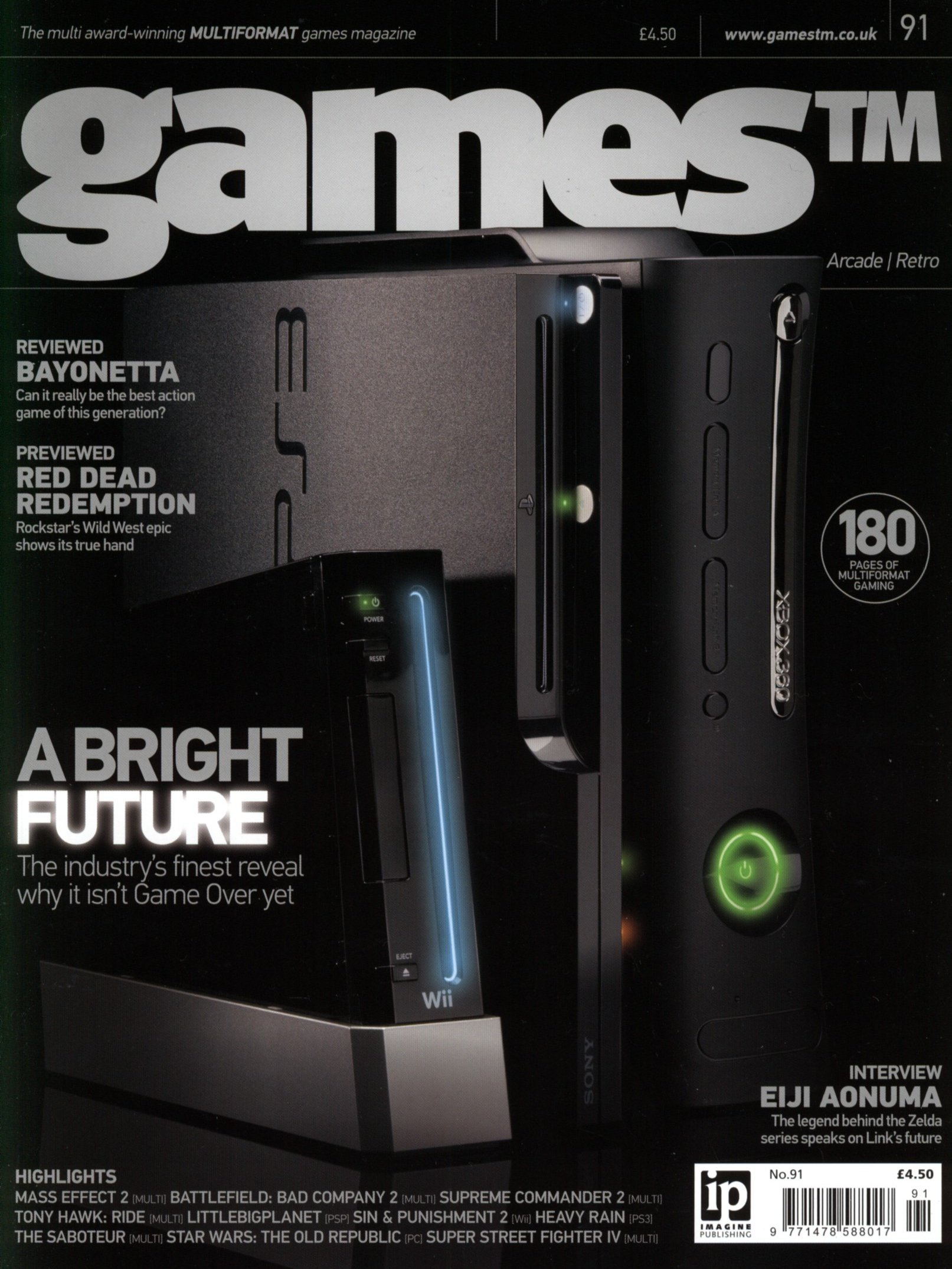 Games TM Issue 091 (Christmas 2009)