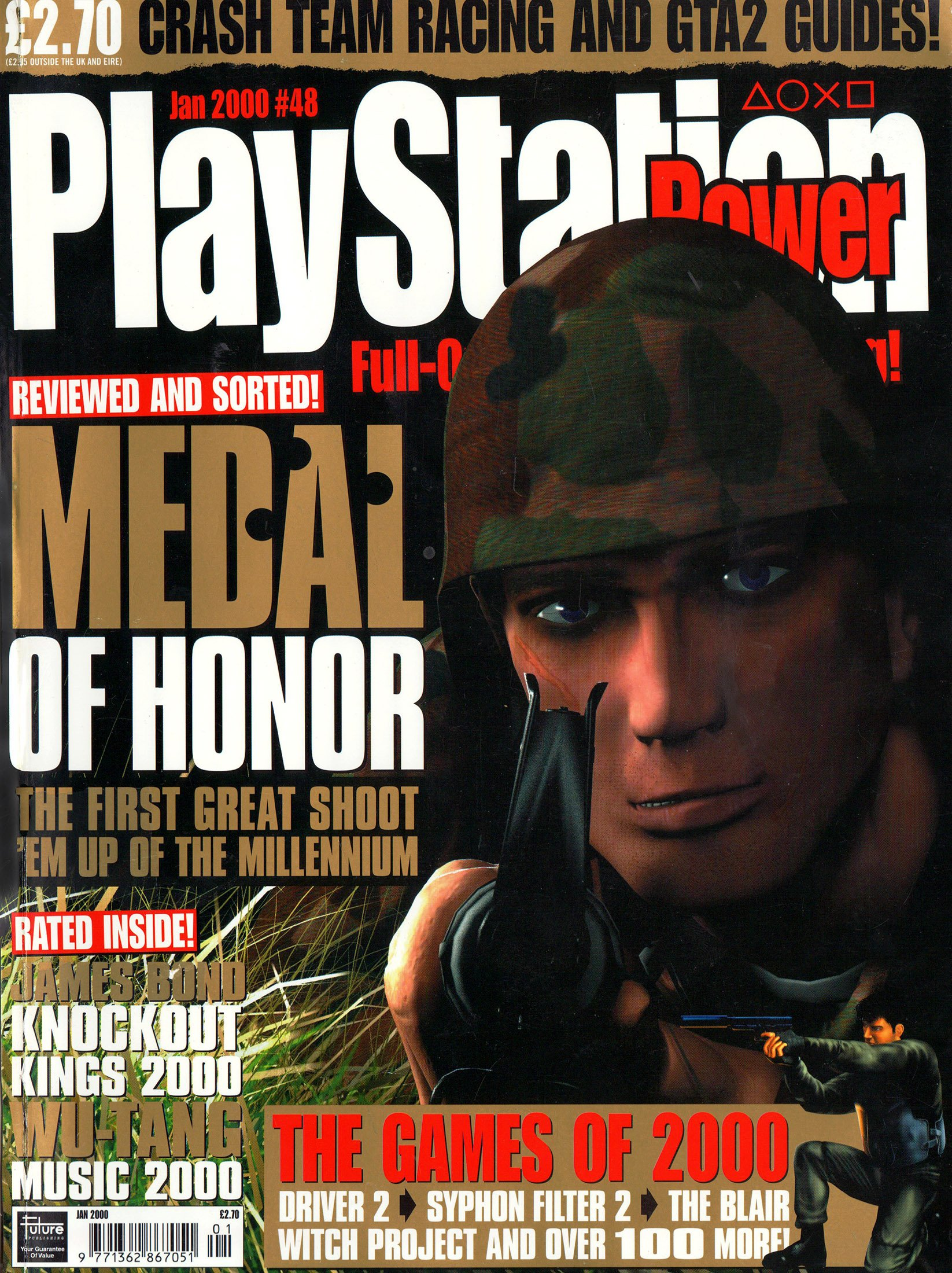 PlayStation Power Issue 48 (January 2000)