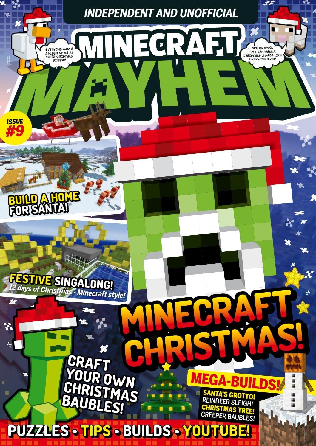 Minecraft Mayhem Issue 09 (Christmas 2016)