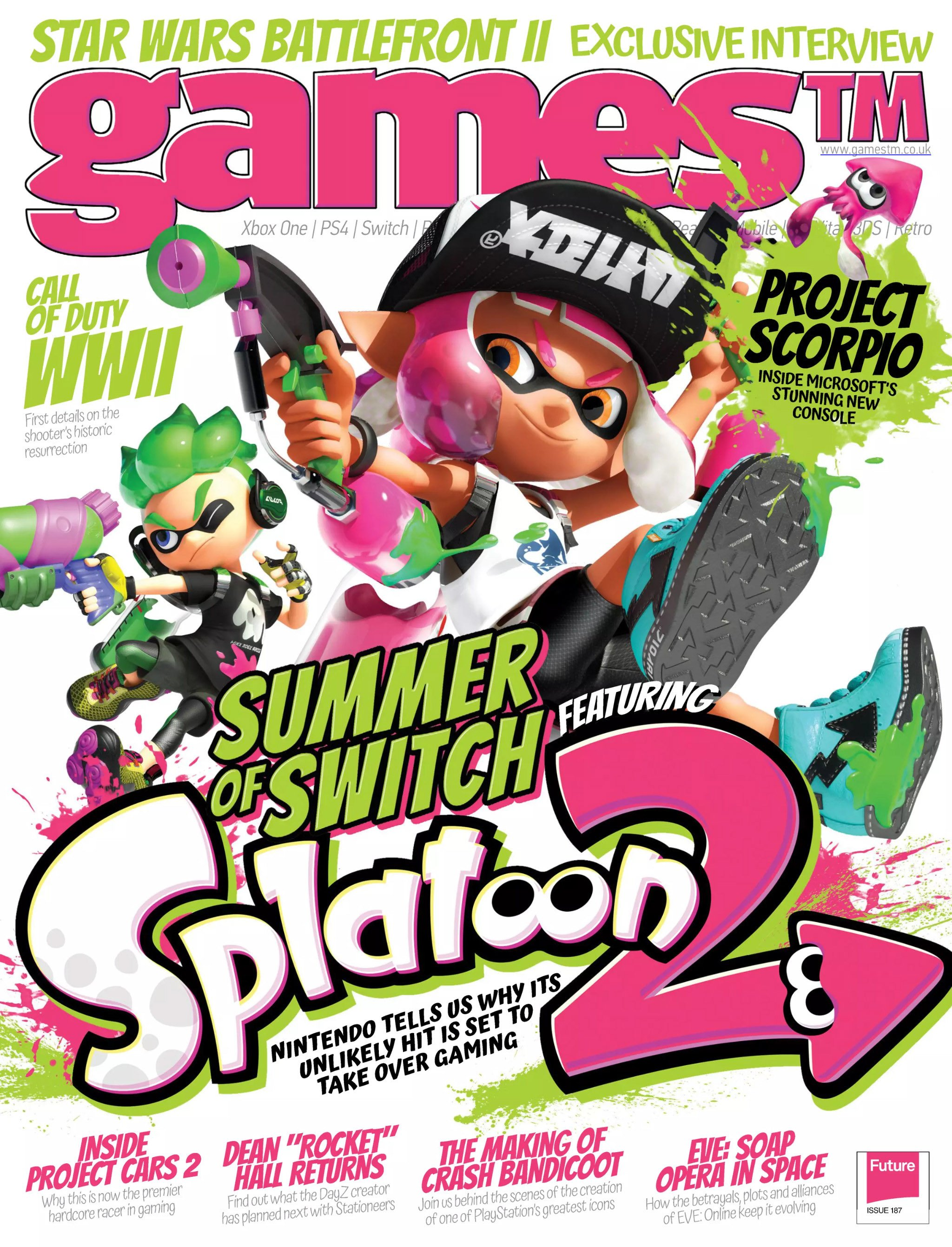 Games TM Issue 187 (May 2017)