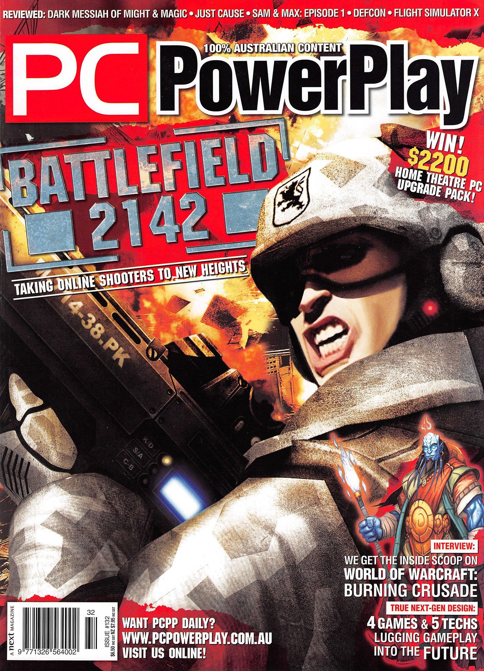 PC PowerPlay 132 (December 2006)