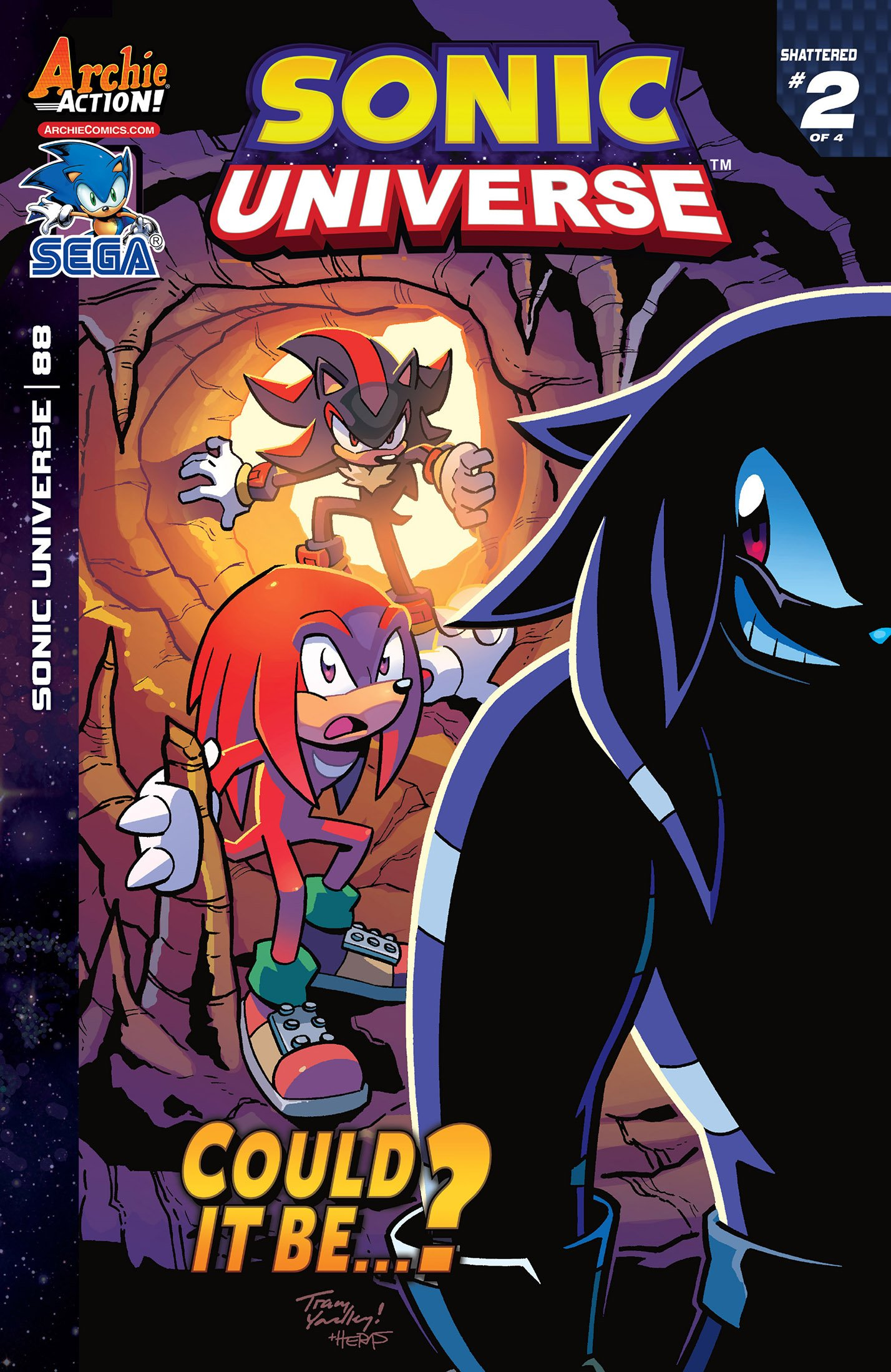Sonic Universe 088 (October 2016)