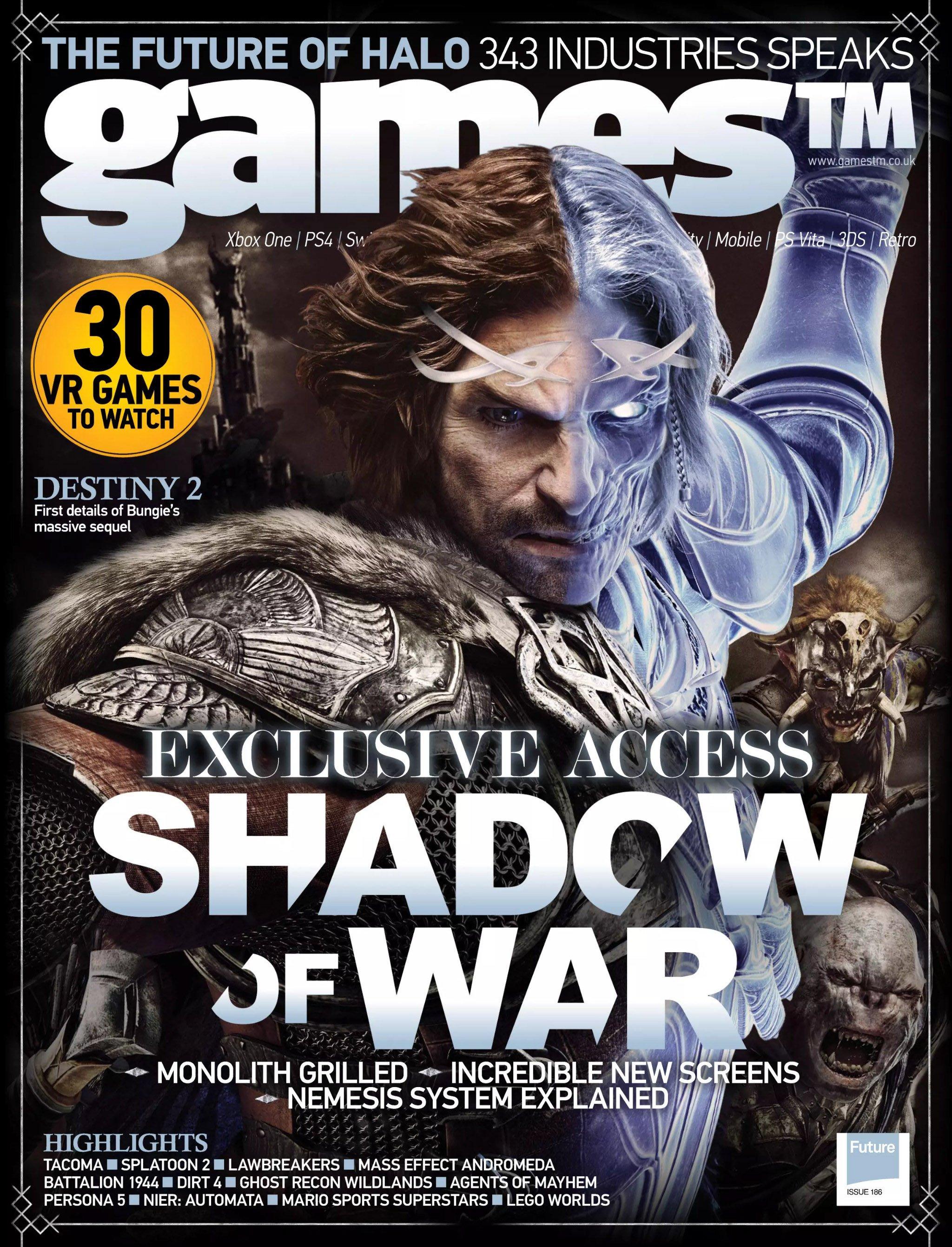 Games TM Issue 186 (April 2017)