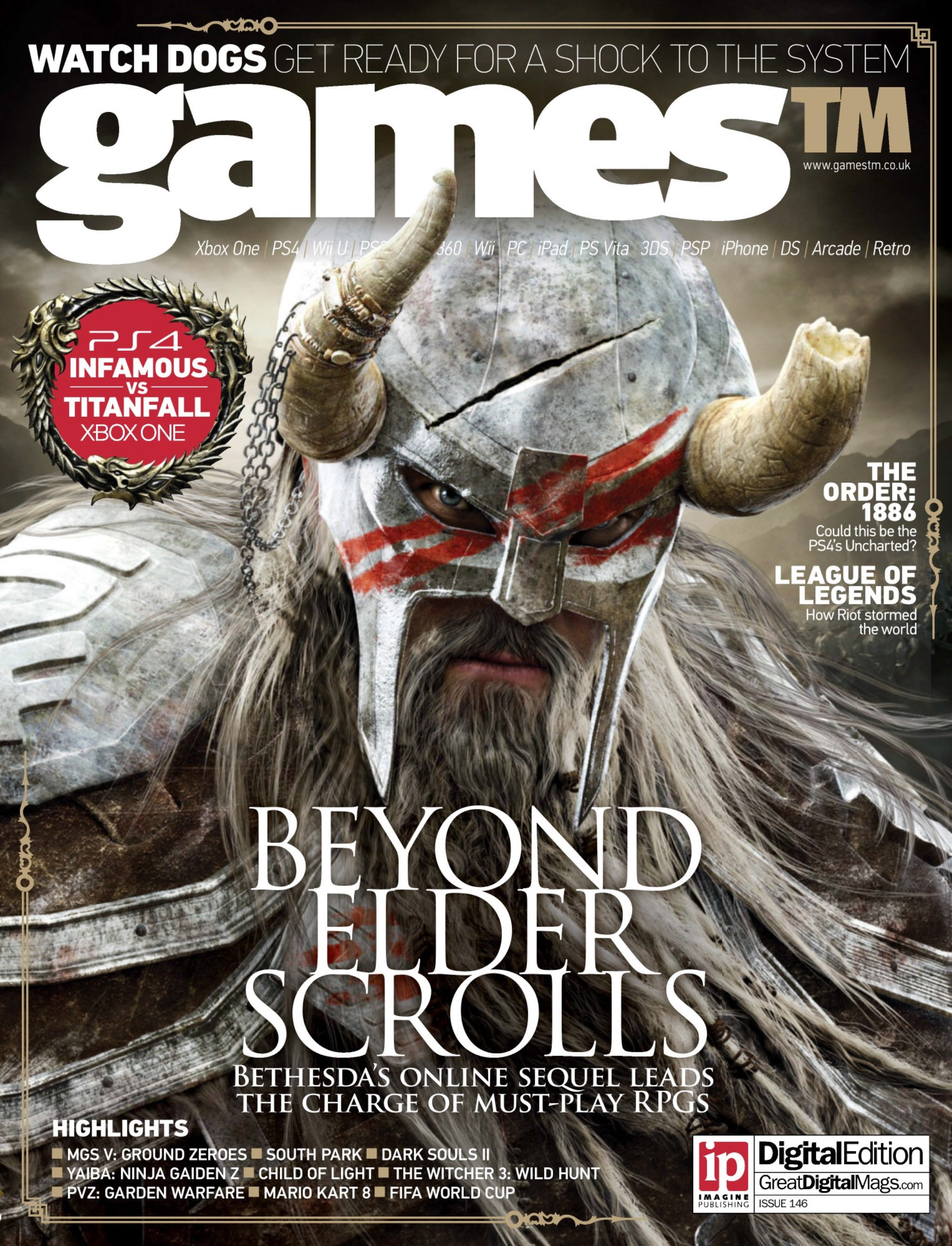 Games TM Issue 146 (March 2014)