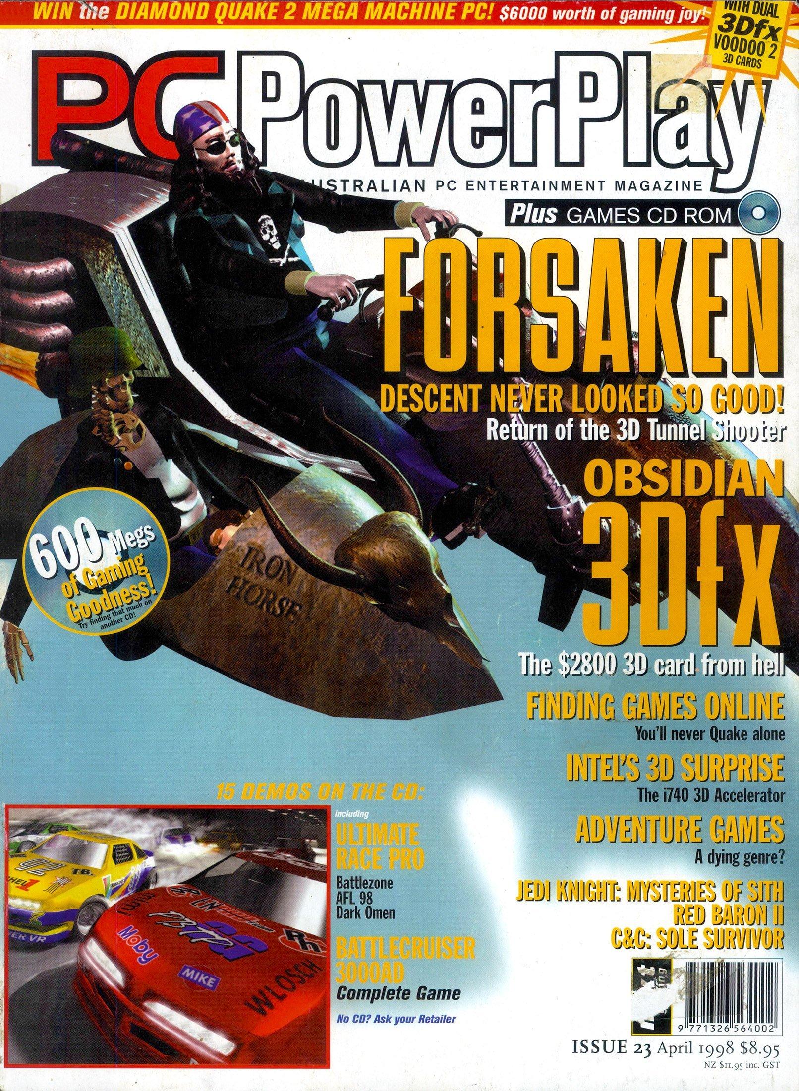 PC PowerPlay 023 (April 1998)