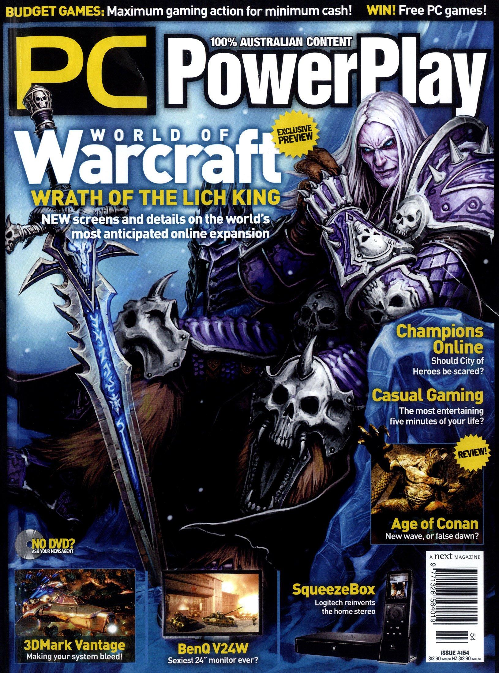 PC PowerPlay 154 (August 2008)