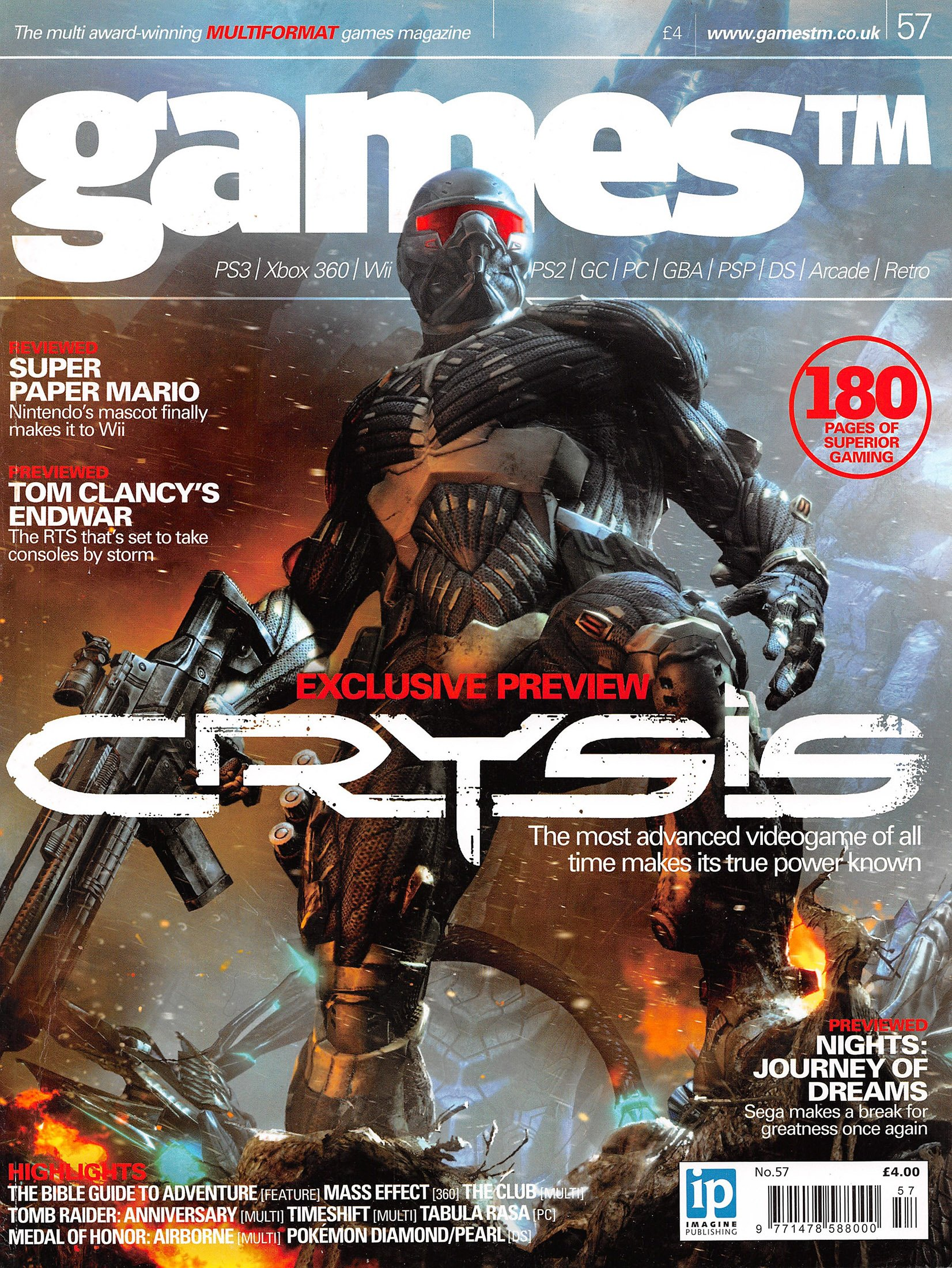 Games TM Issue 057 (May 2007)