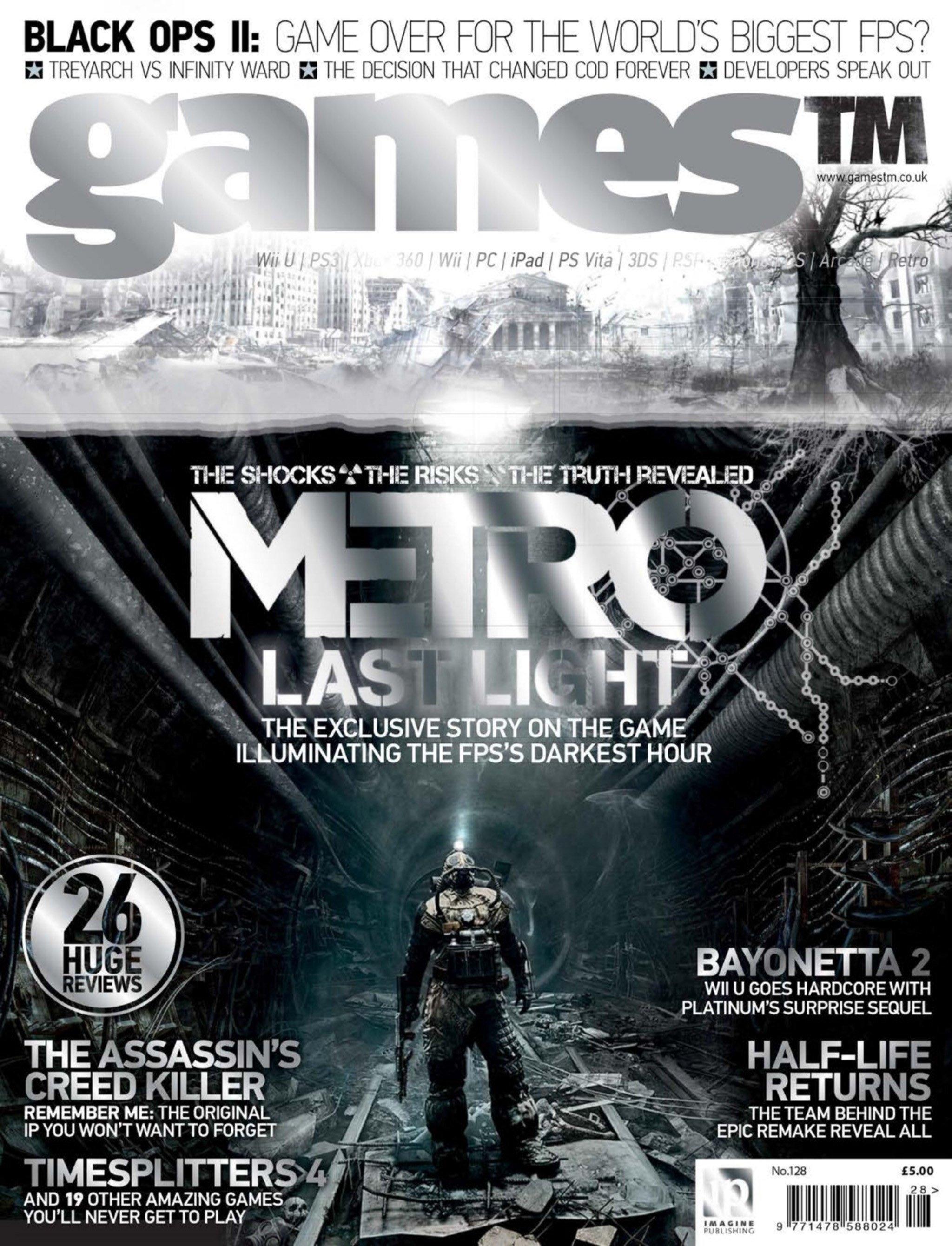 Games TM Issue 128 (November 2012)