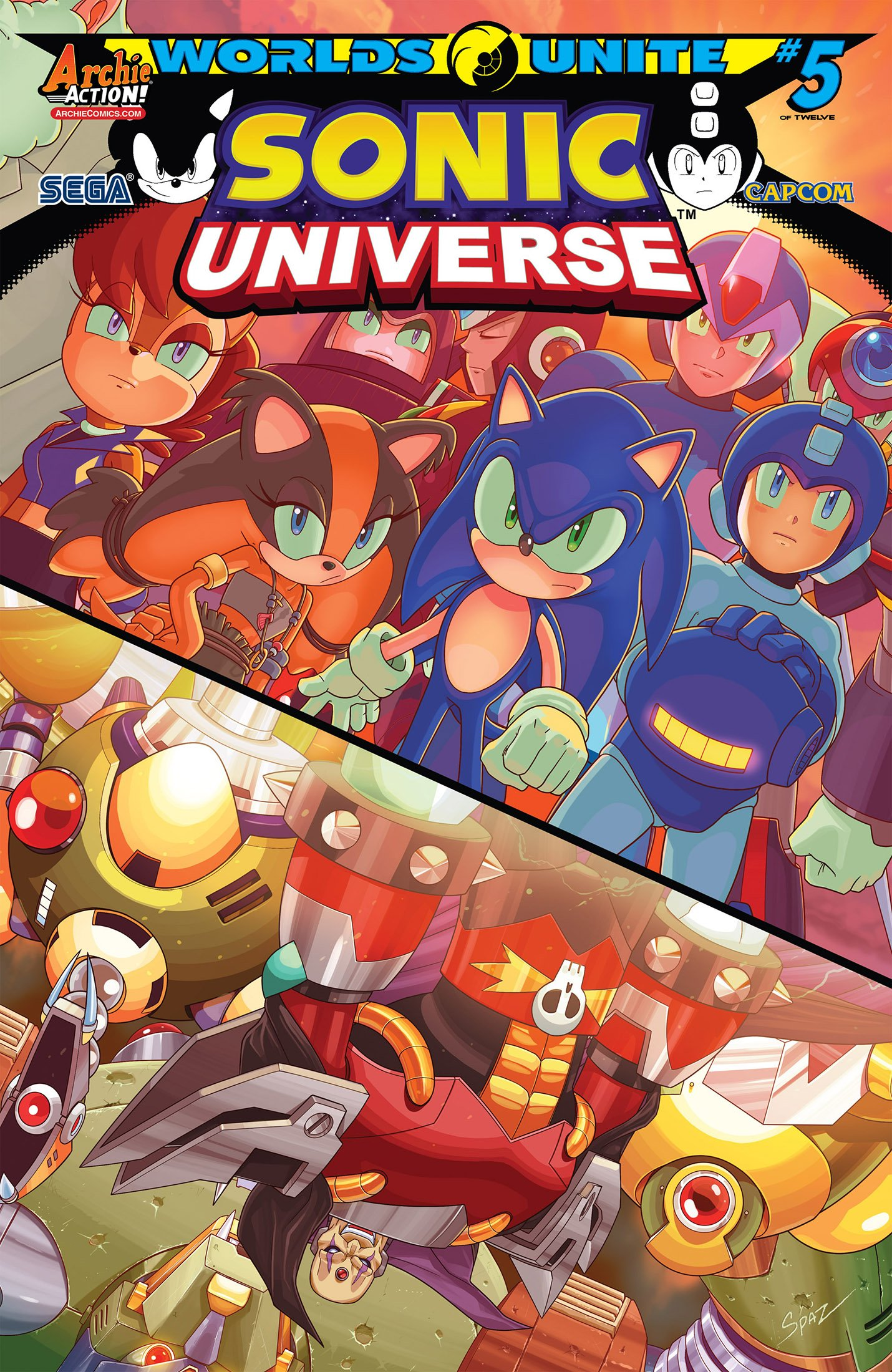 Sonic Universe 077 (August 2015)