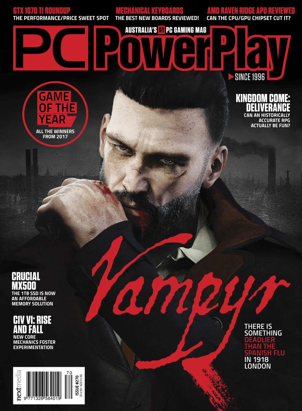 PC Powerplay 270 (December 2017)