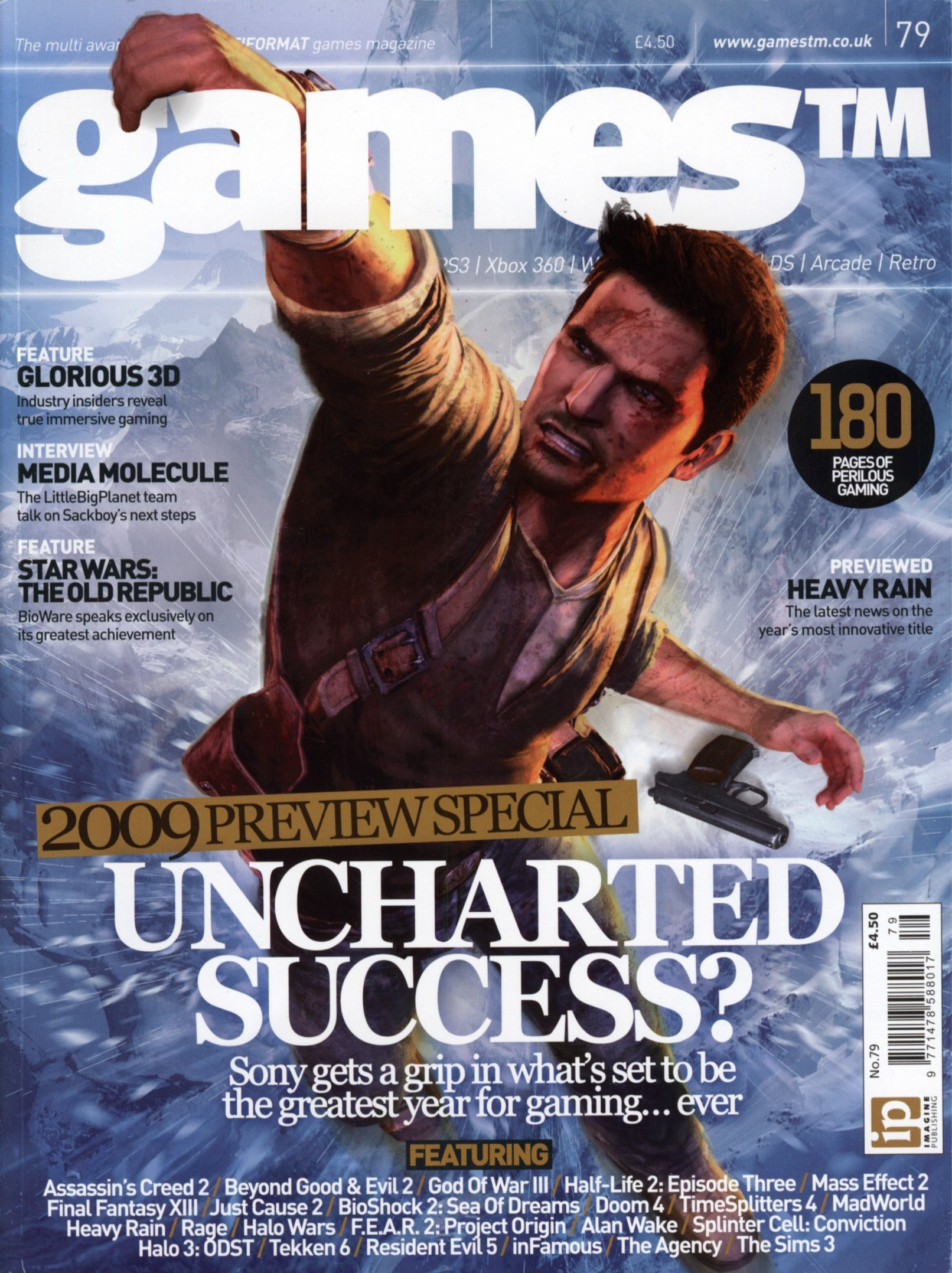 Games TM Issue 079 (January 2009)