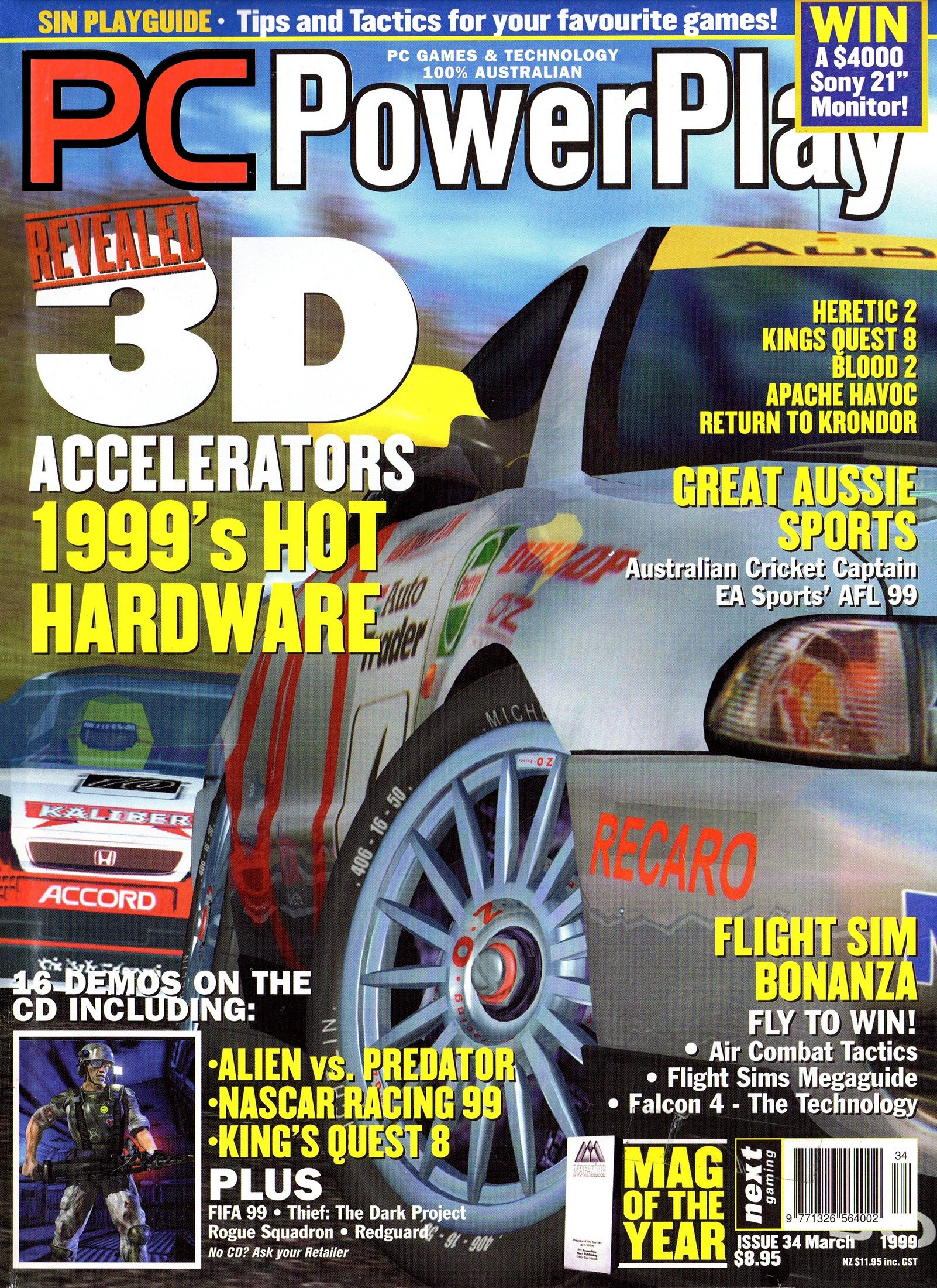 PC PowerPlay 034 (March 1999)