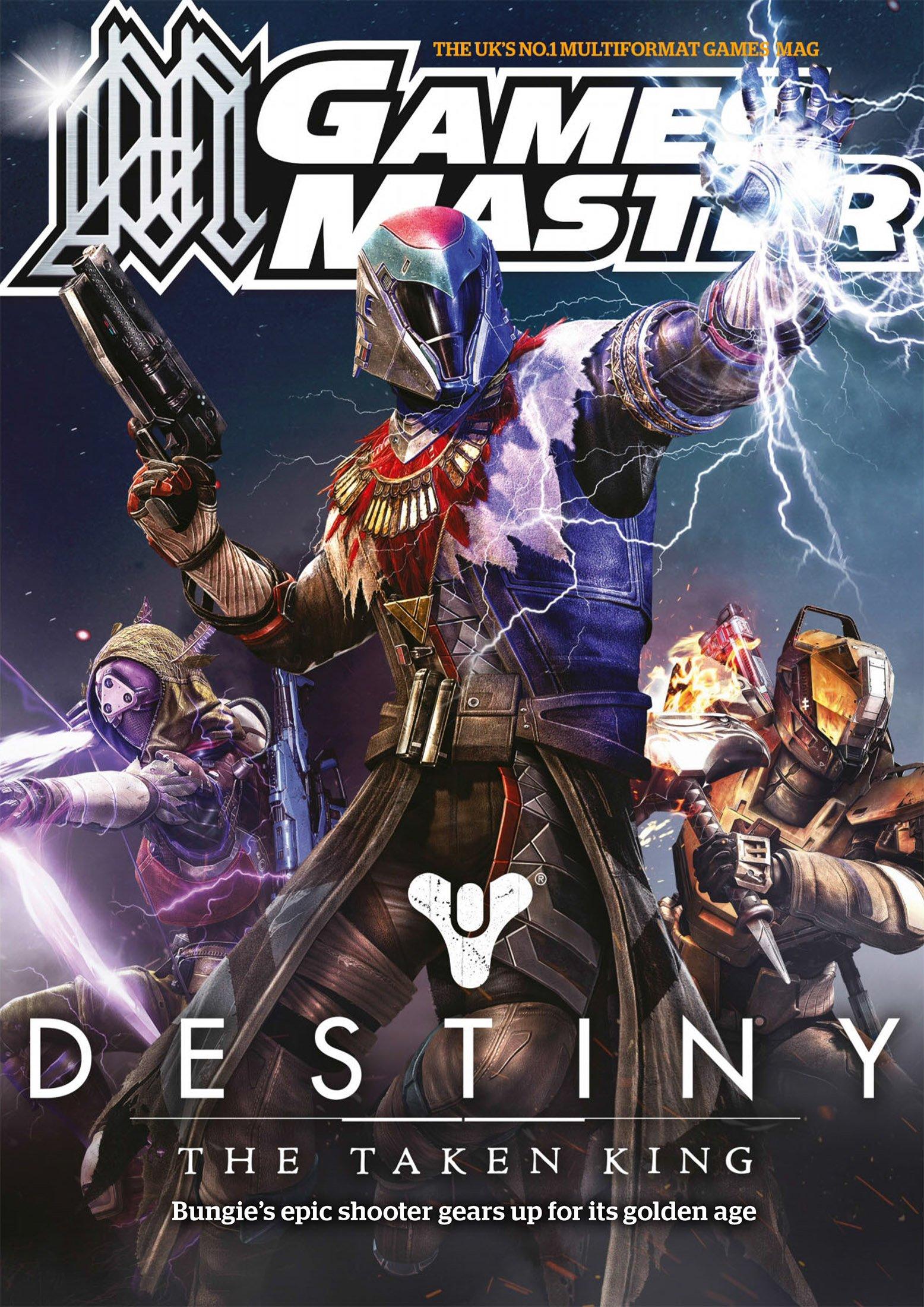GamesMaster Issue 294 (September 2015) (digital edition)