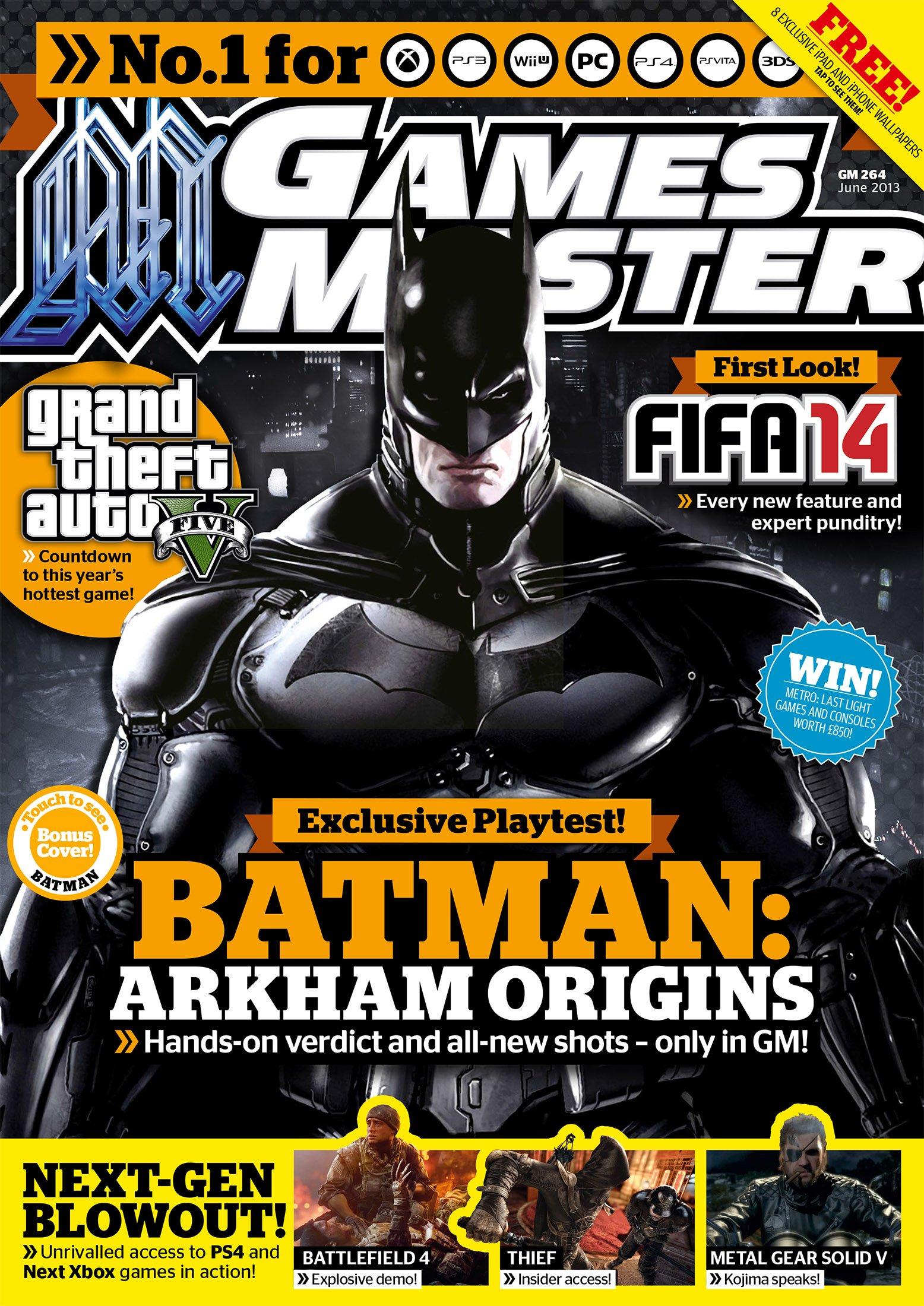 GamesMaster Issue 264 (June 2013) (digital edition)