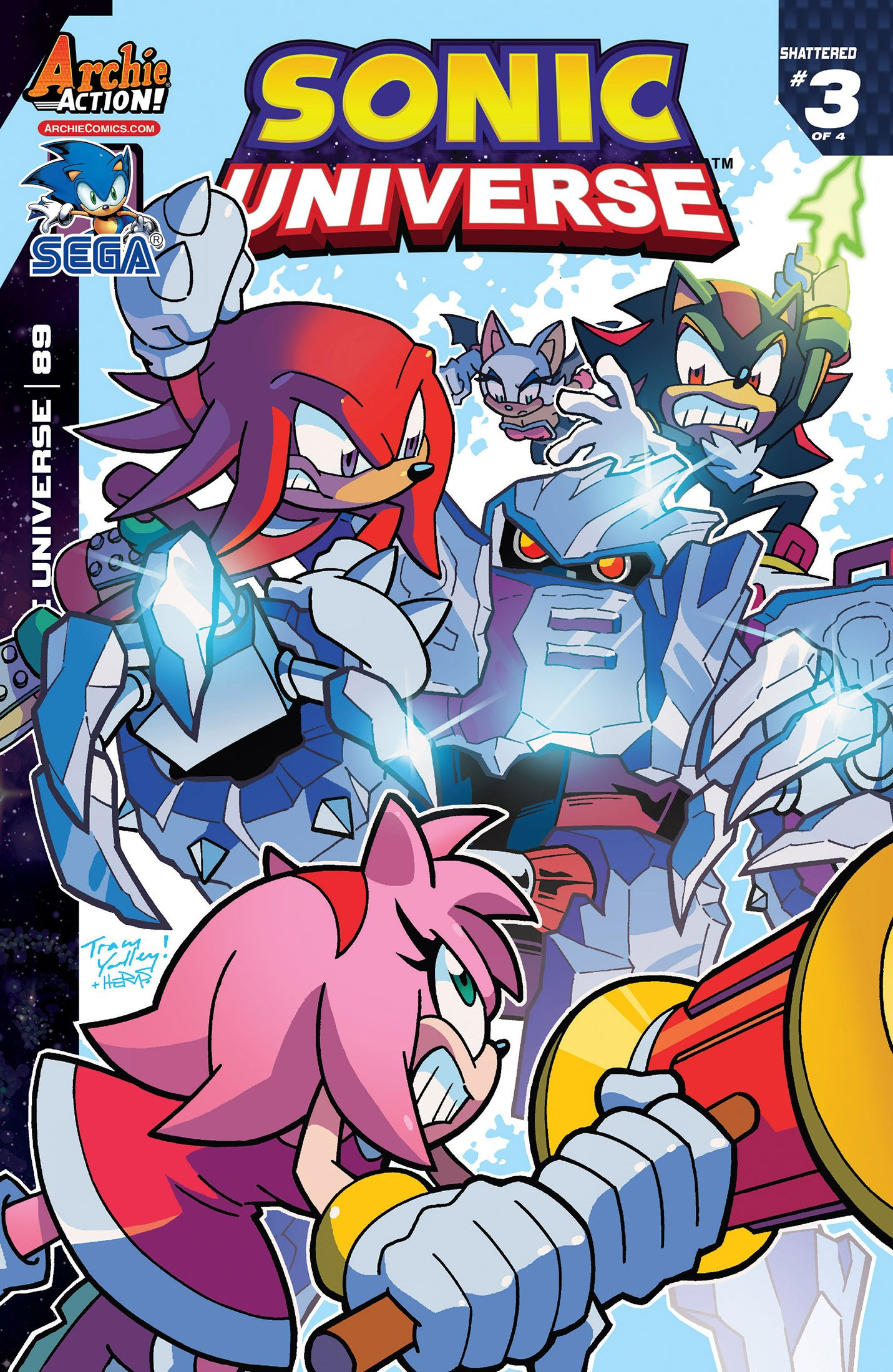 Sonic Universe 089 (October 2016)