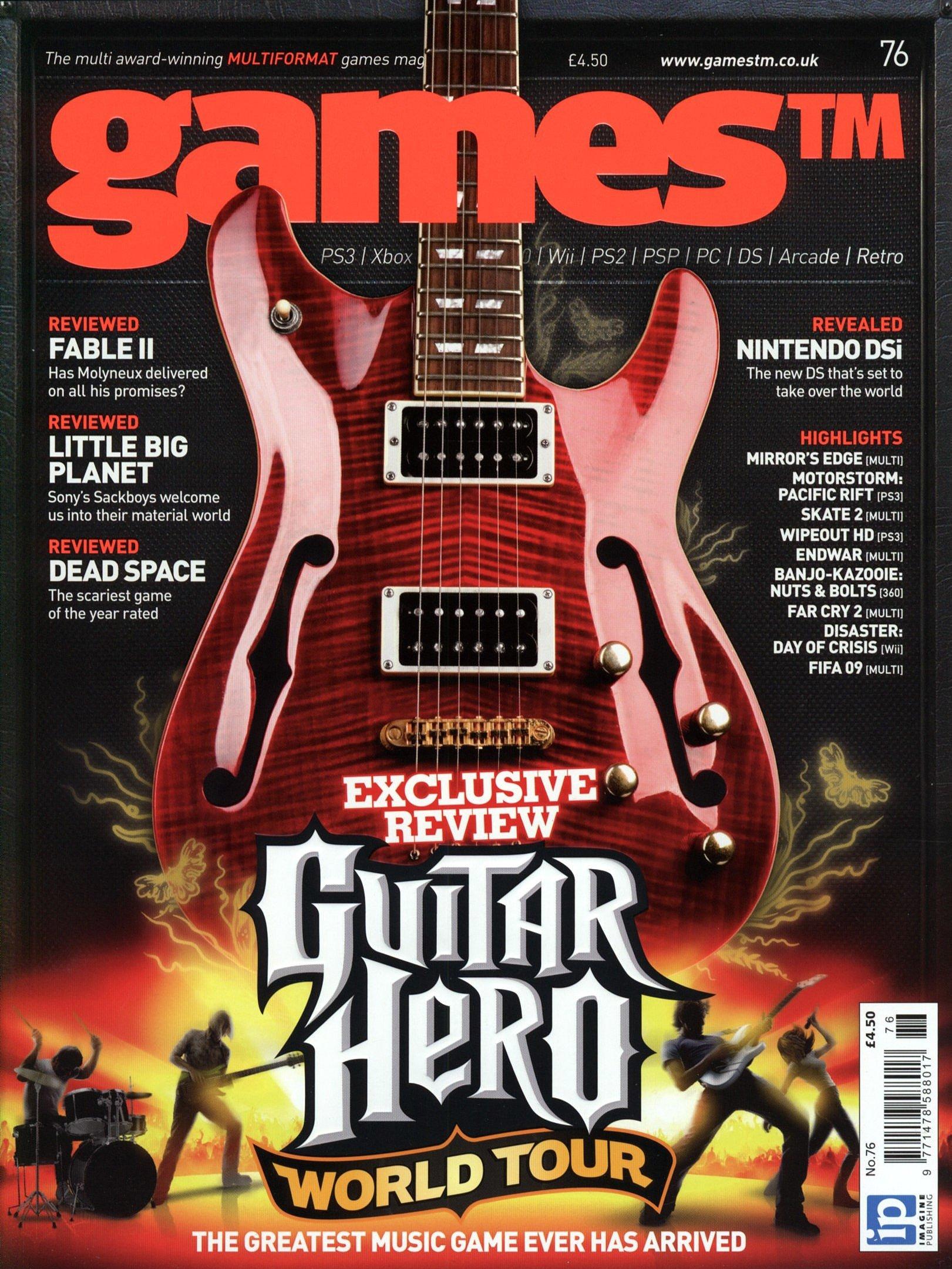 Games TM Issue 076 (November 2008)