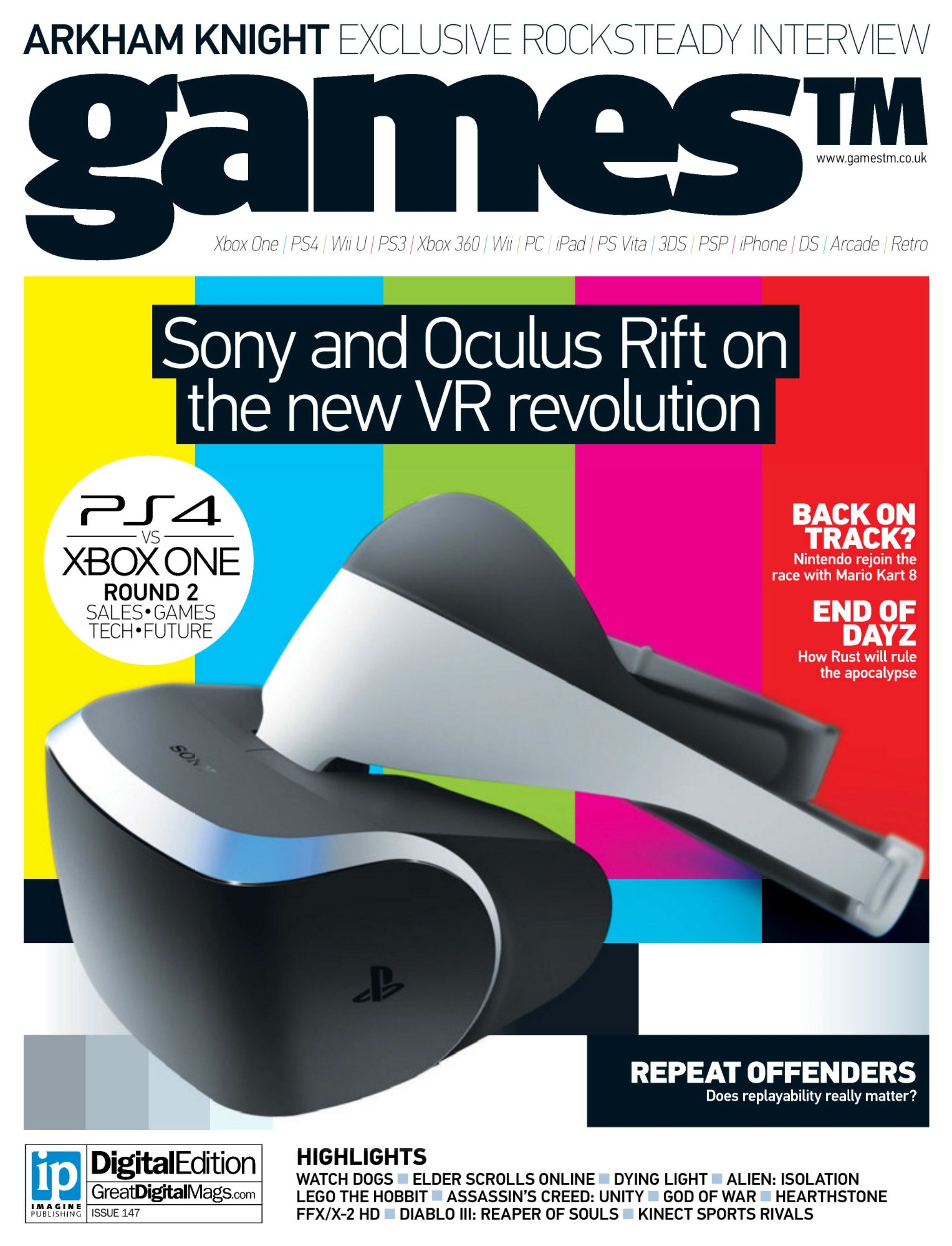 Games TM Issue 147 (April 2014)