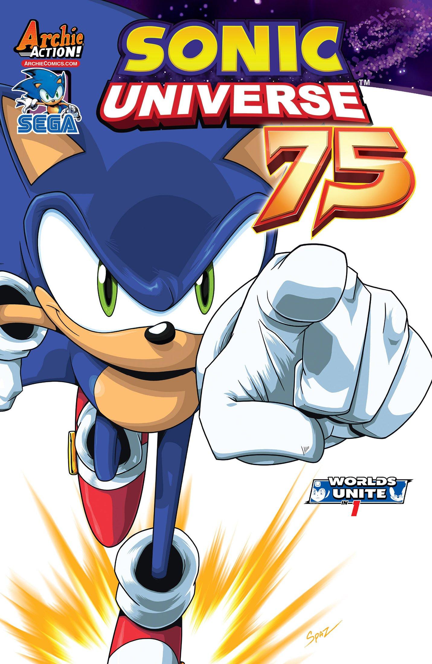 Sonic Universe 075 (June 2015)