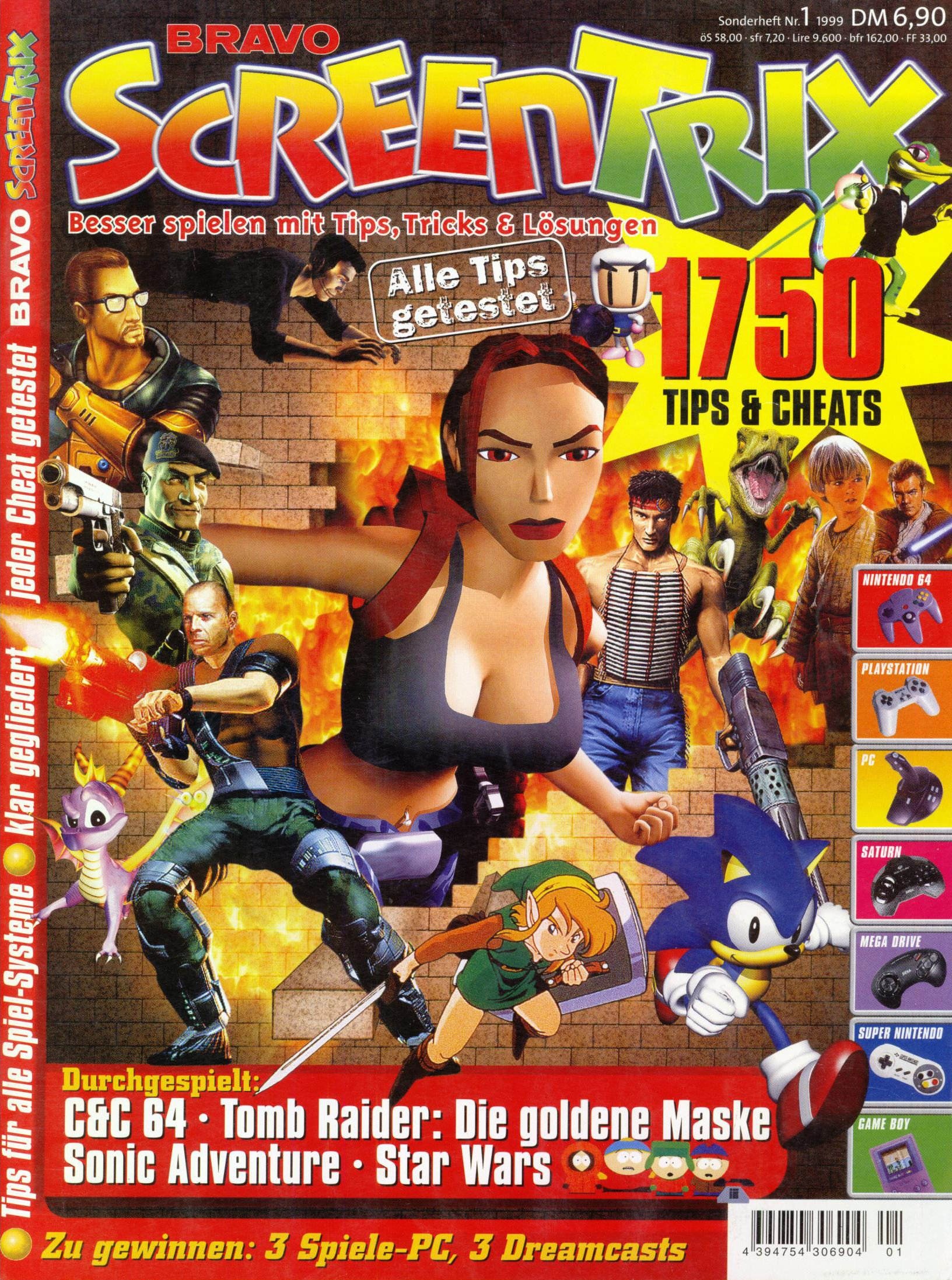 Bravo ScreenTRIX 1999 Special Issue 01