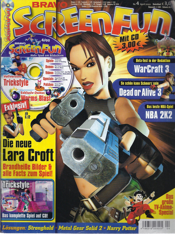 Bravo ScreenFun April 2002