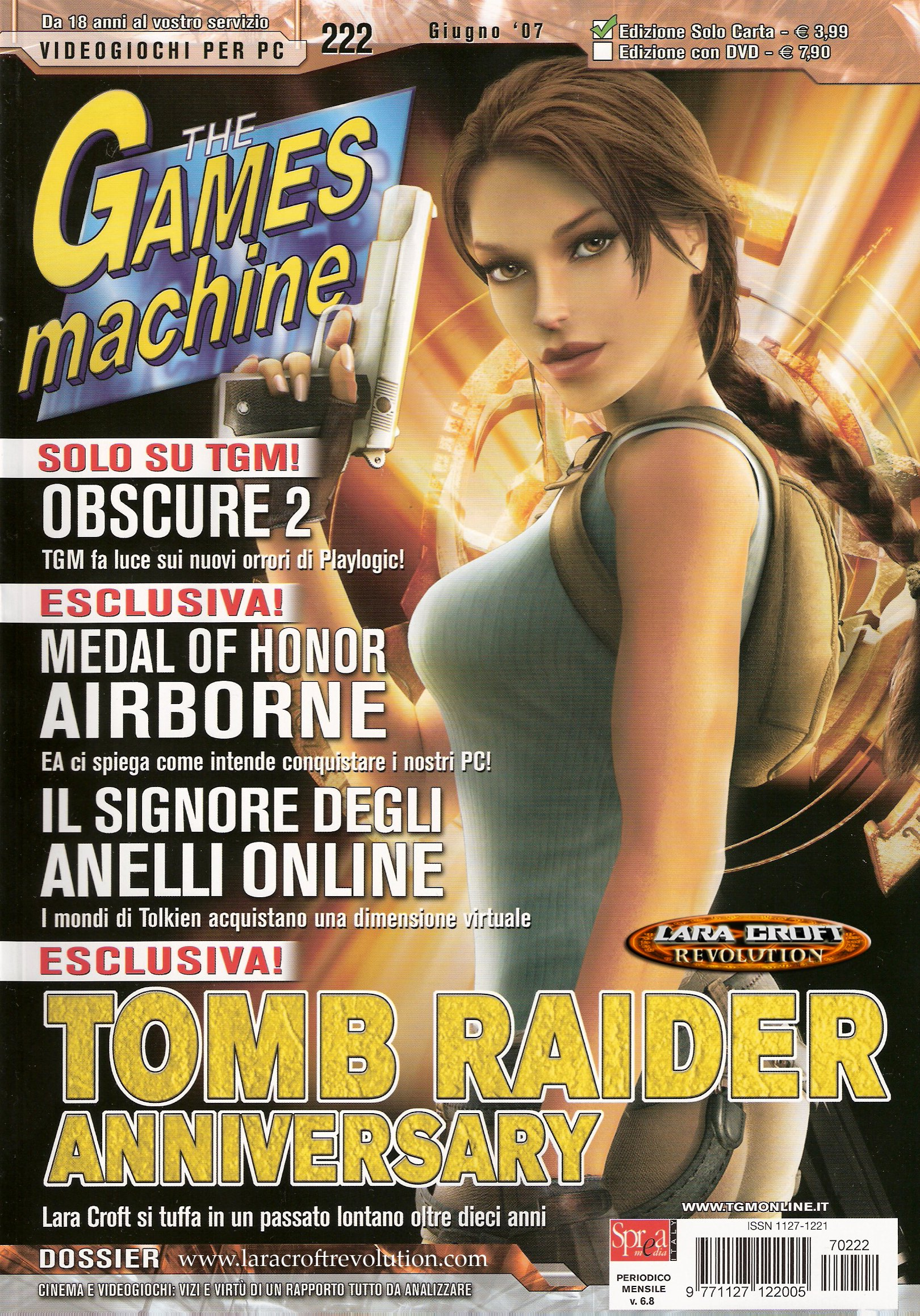 The Games Machine Issue 222 (June 2007)