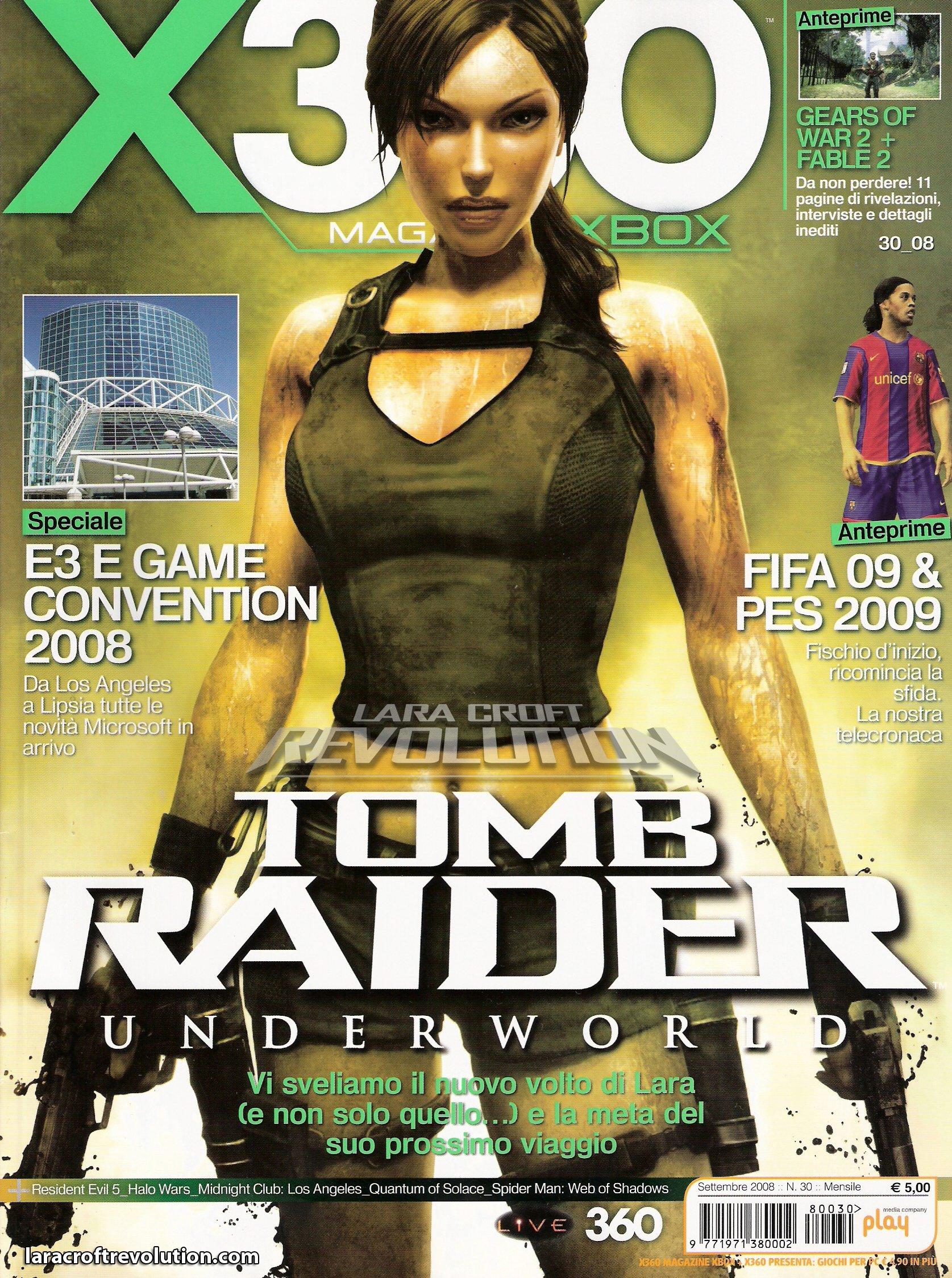 X360 Issue 30 (September 2008)