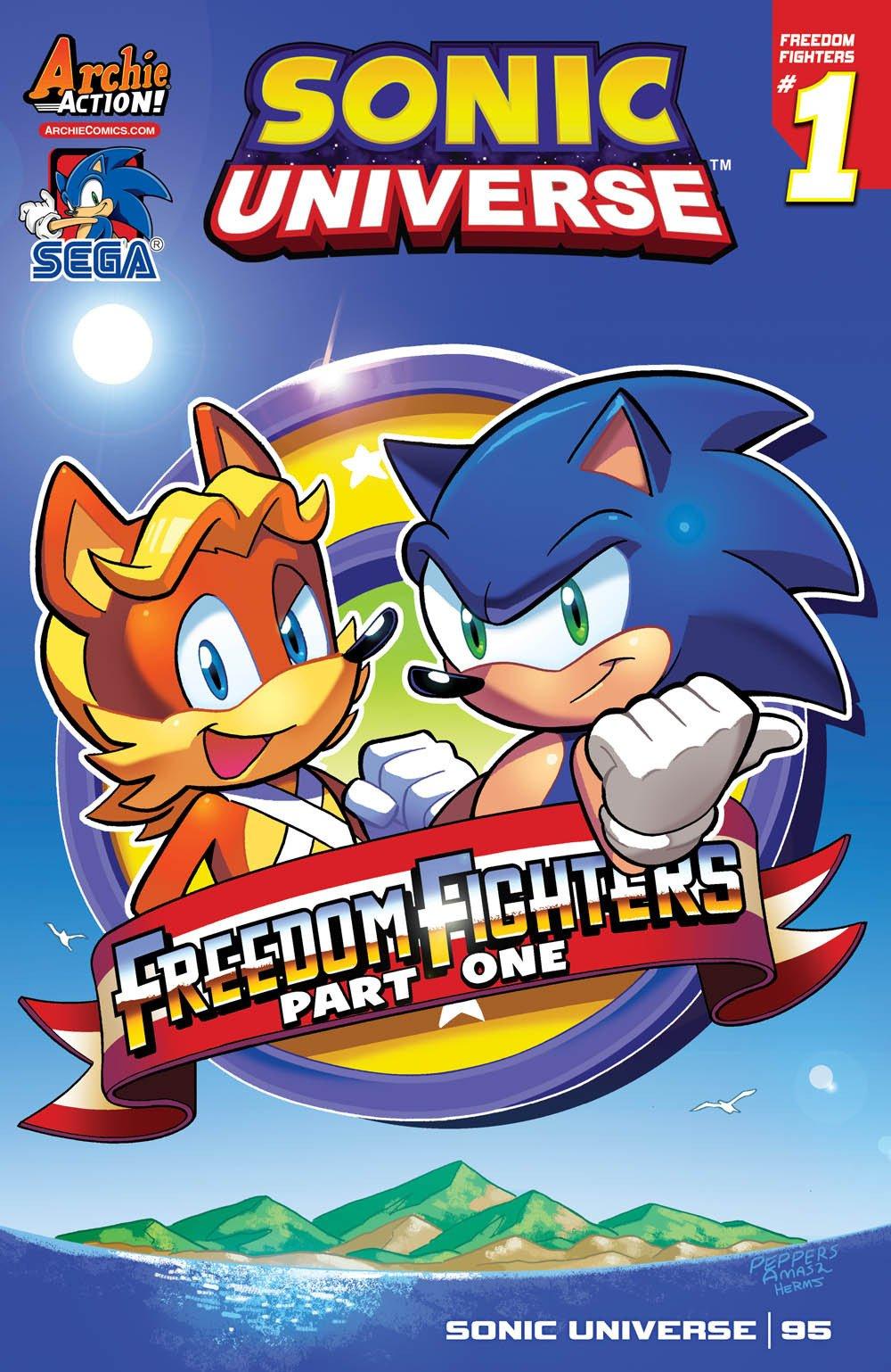 Sonic Universe 095 (unreleased)