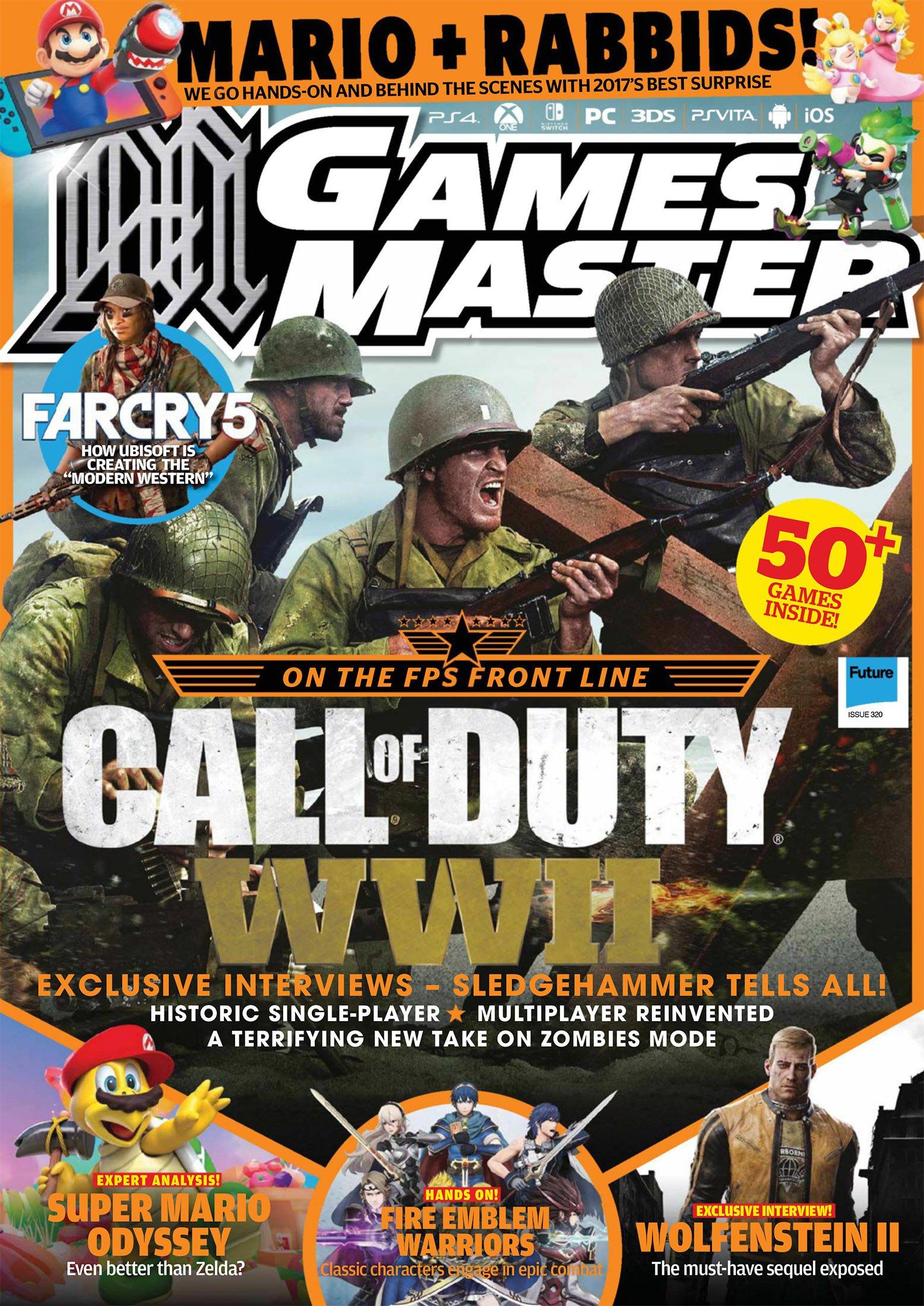 GamesMaster Issue 320 (September 2017)