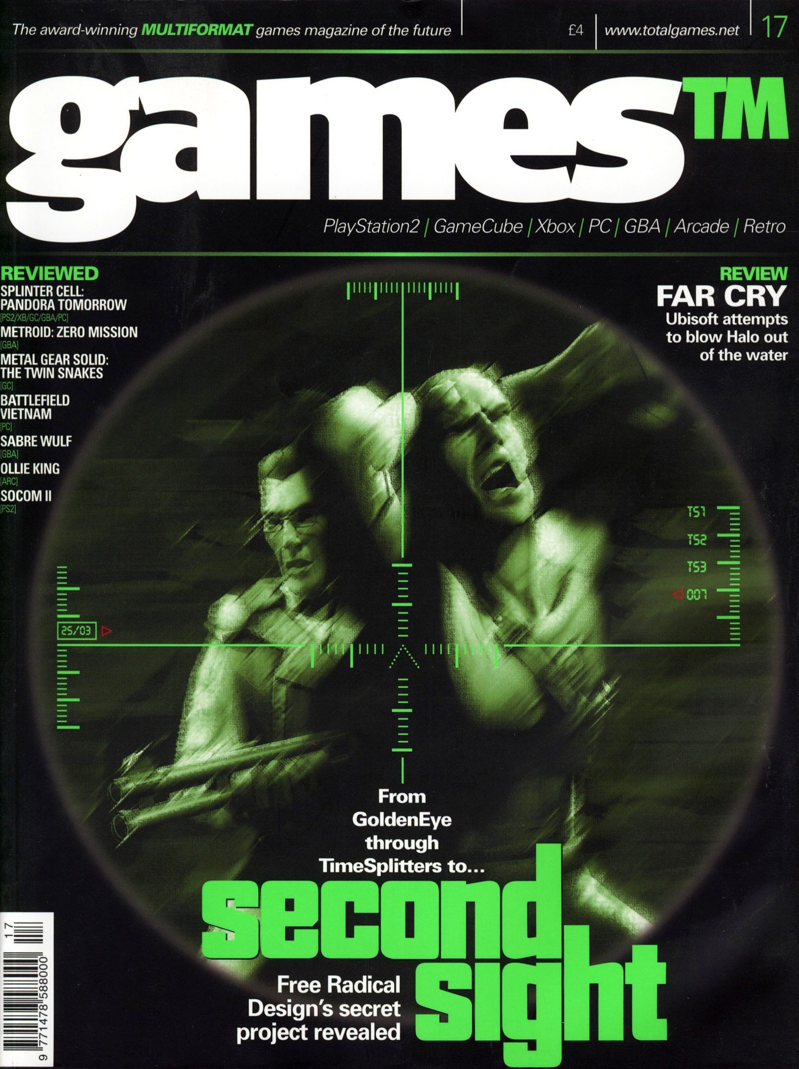 Games TM Issue 017 (March 2004)