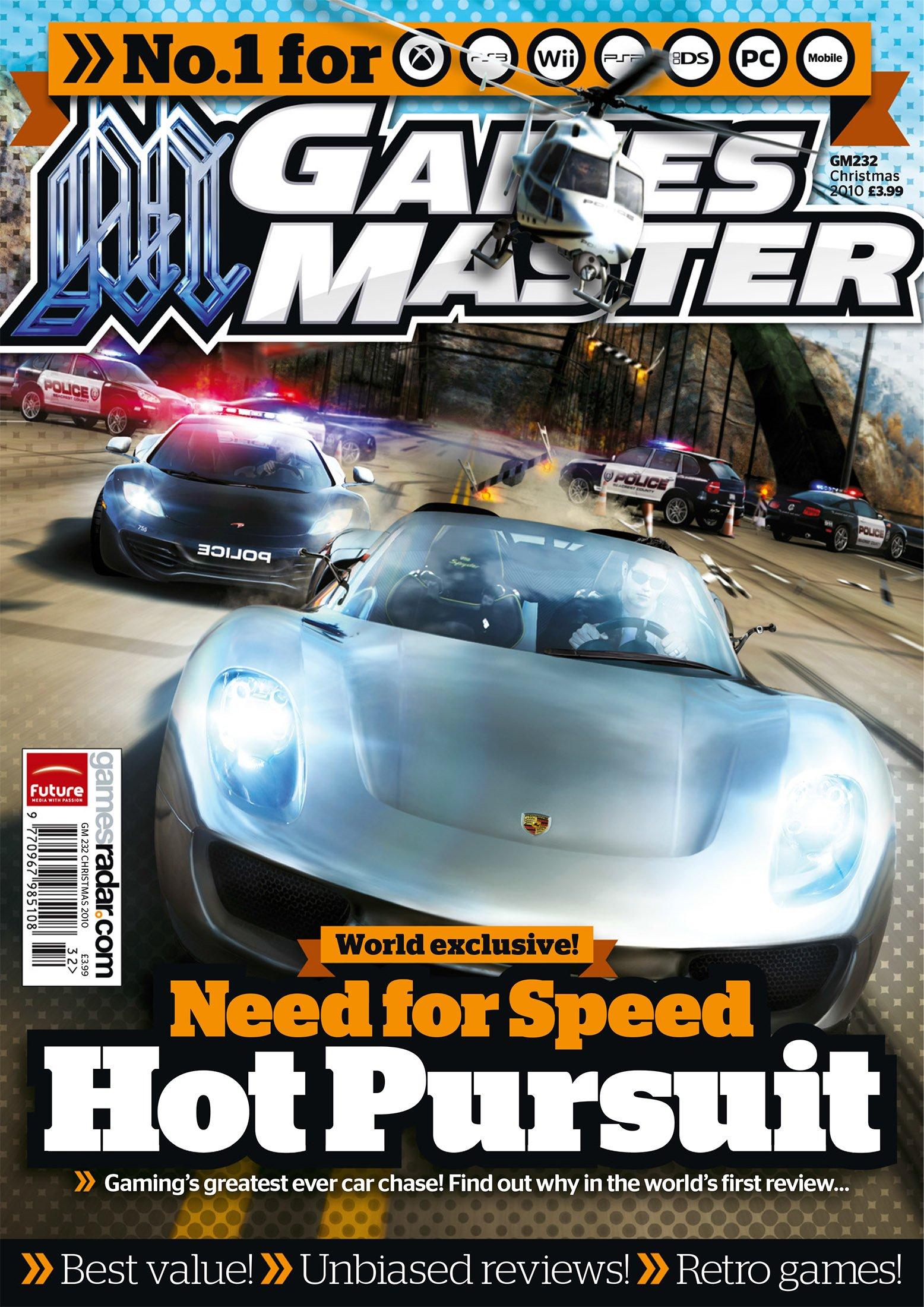 GamesMaster Issue 232 (Christmas 2010)