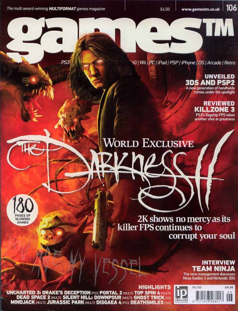Games TM Issue 106 (February 2011)