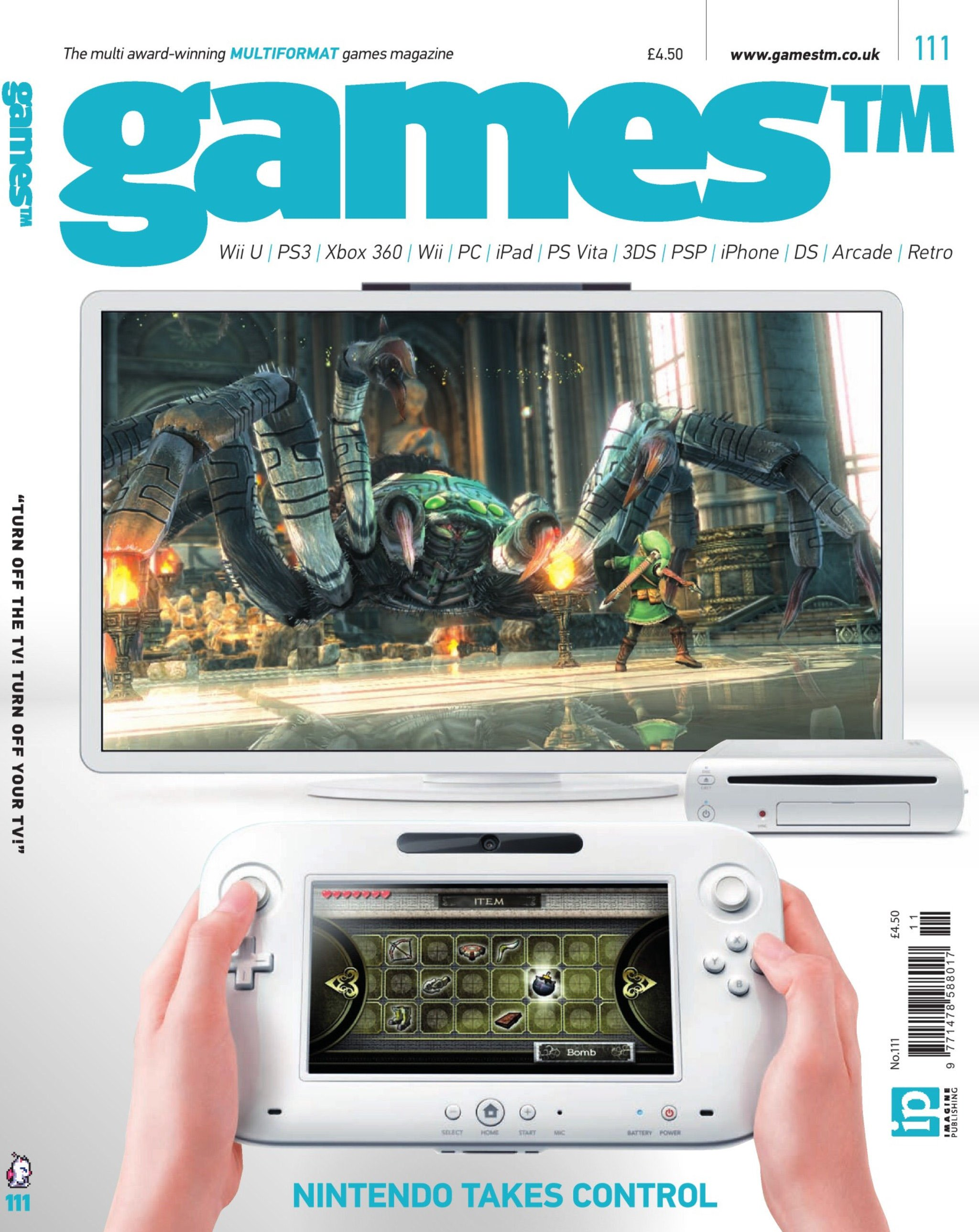 Games TM Issue 111 (July 2011)