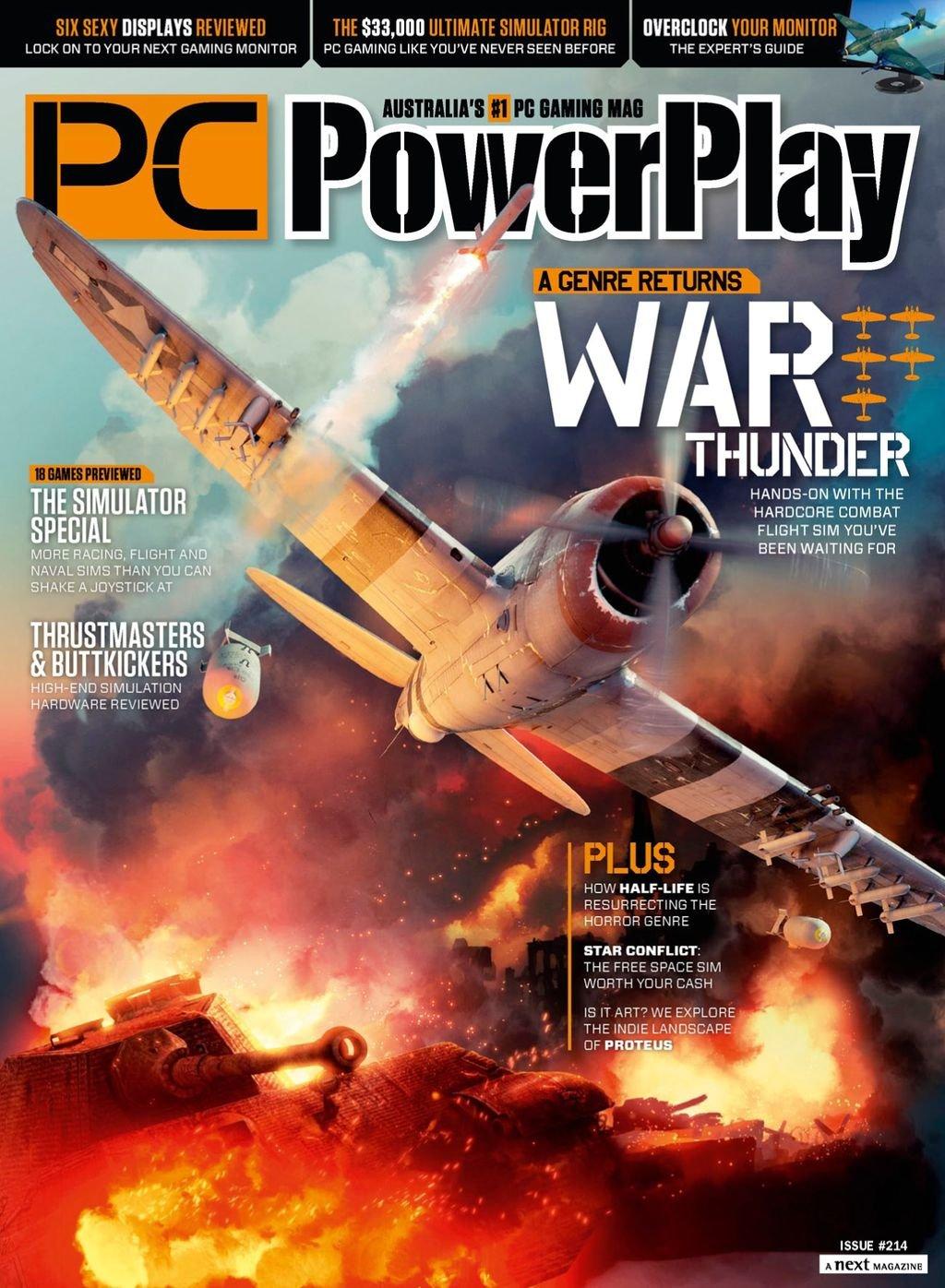 PC Powerplay 214 (April 2013)