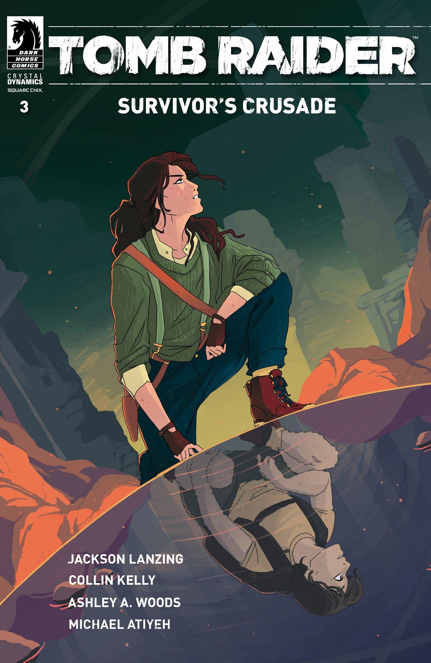 Tomb Raider - Survivor's Crusade 003 (February 2018)
