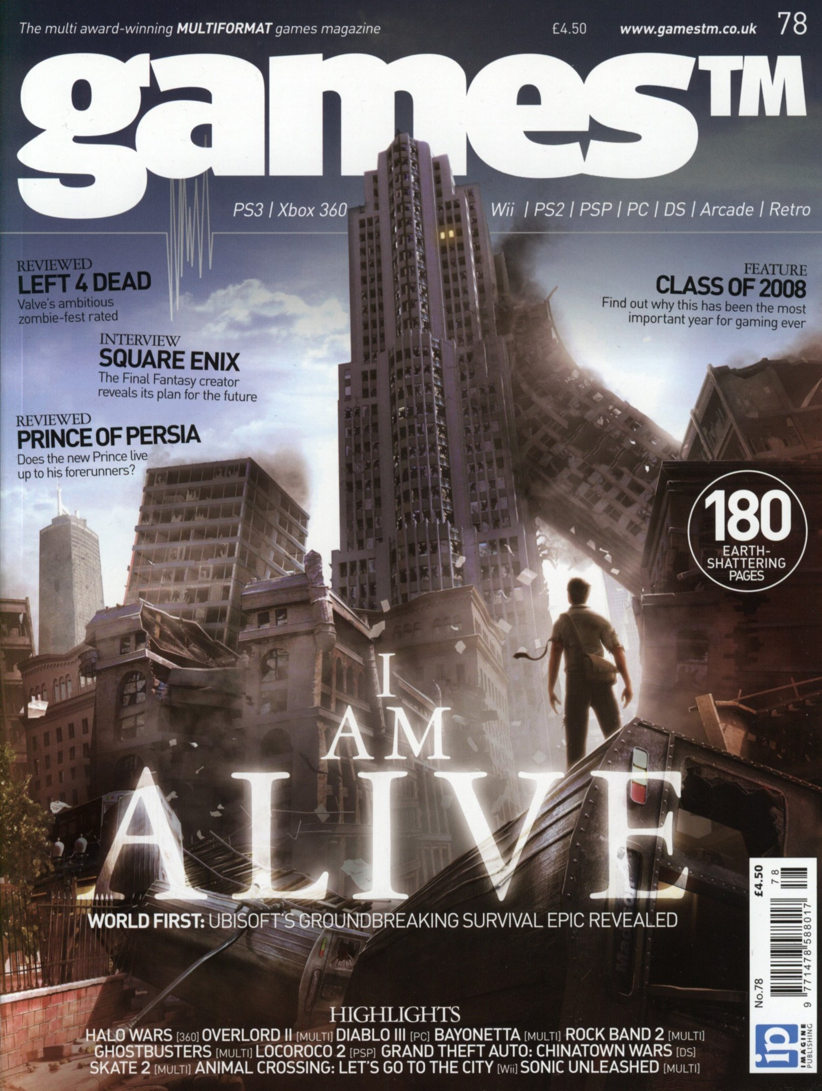 Games TM Issue 078 (Christmas 2008)