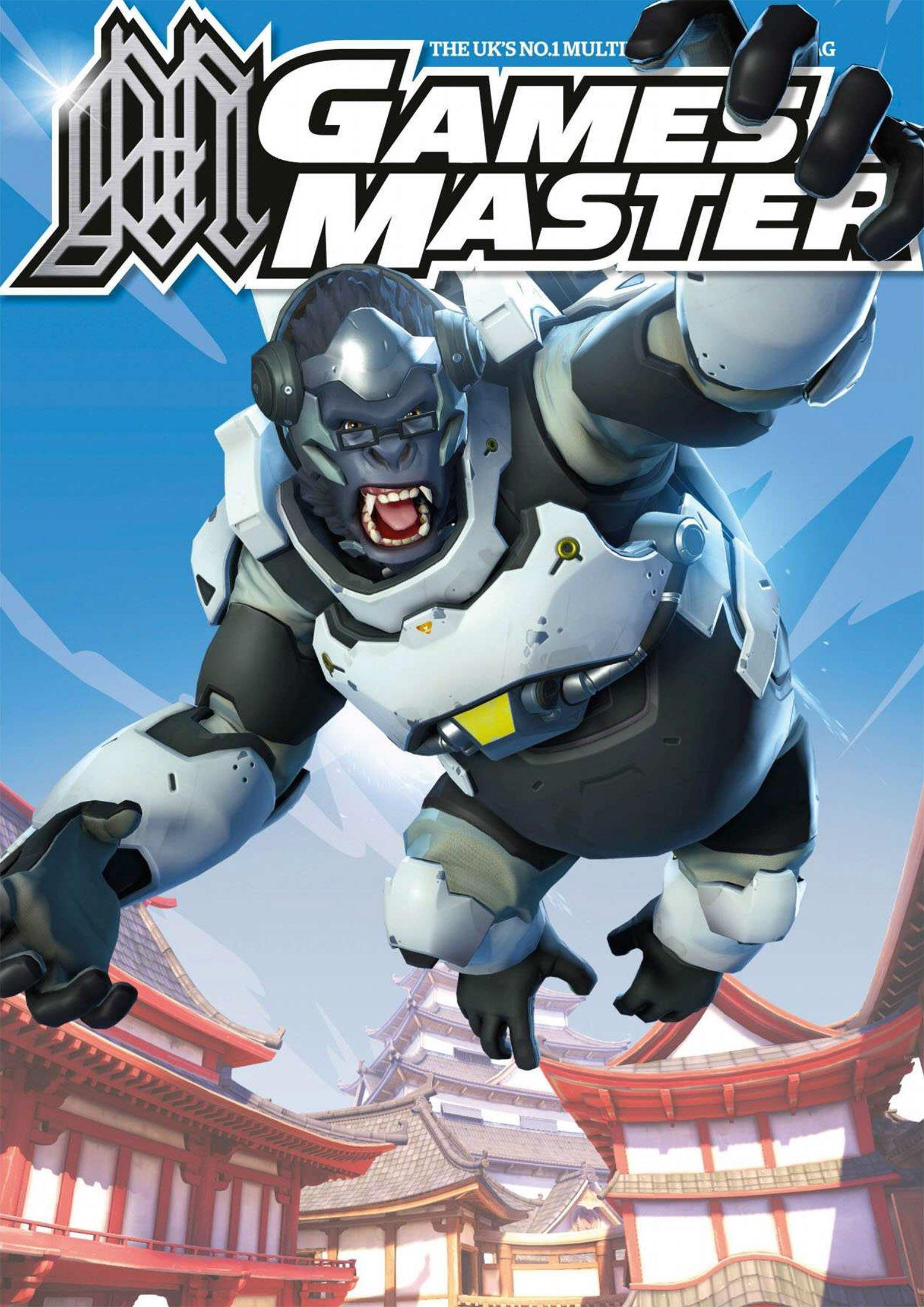 GamesMaster Issue 302 (April 2016)