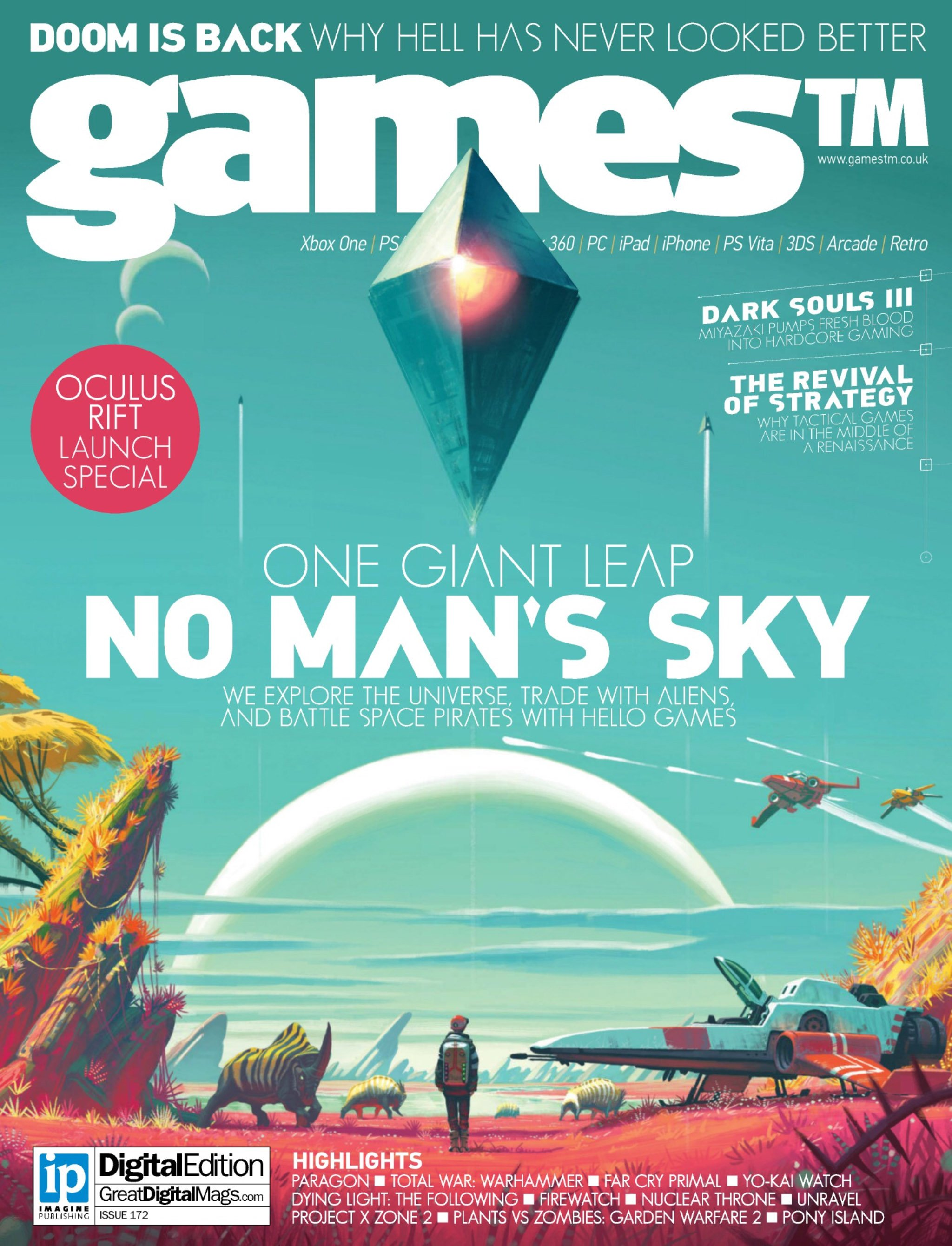Games TM Issue 172 (March 2016)