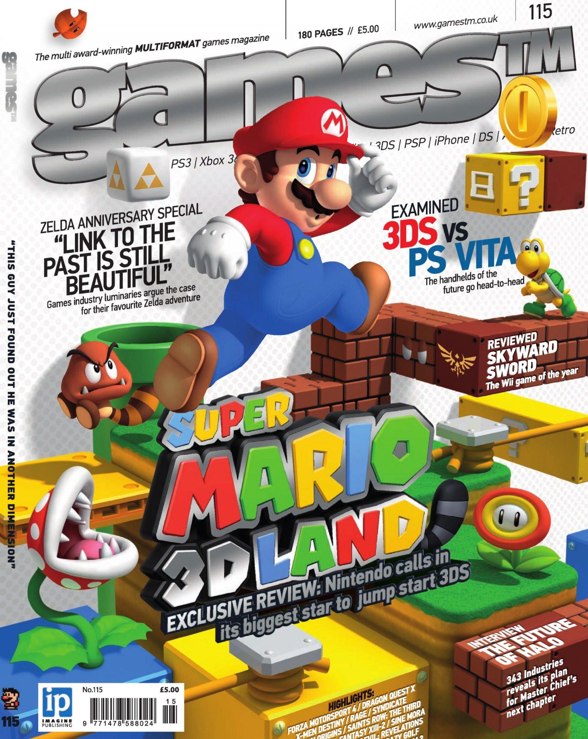 Games TM Issue 115 (November 2011)