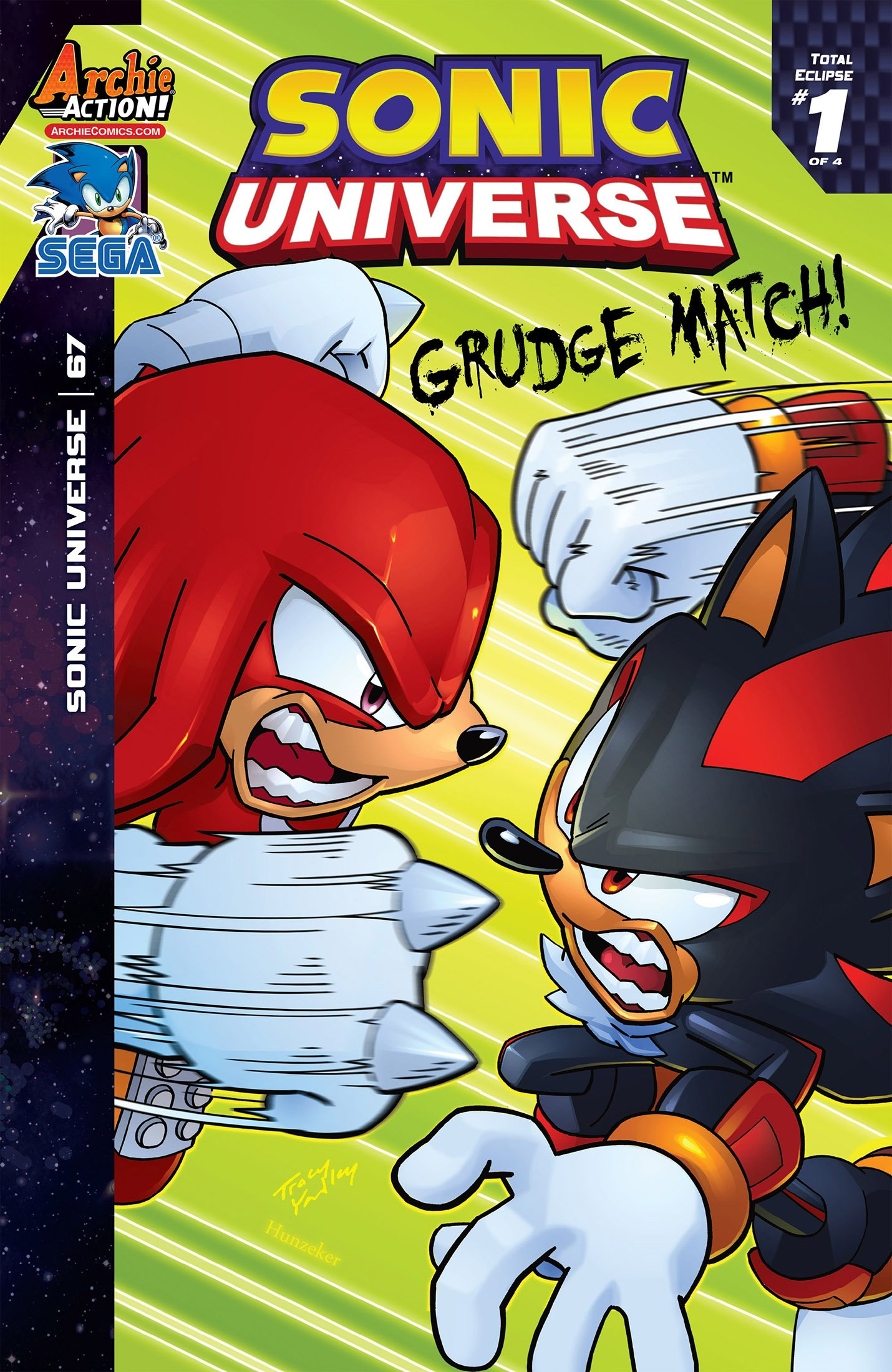 Sonic Universe 067 (October 2014)