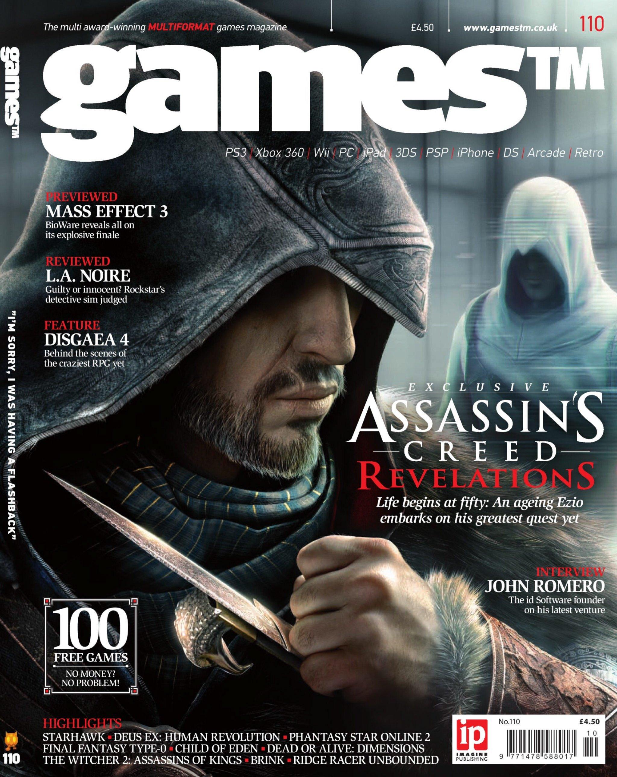 Games TM Issue 110 (June 2011)