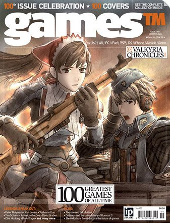 Games TM Issue 100 (September 2010) (cover 095)