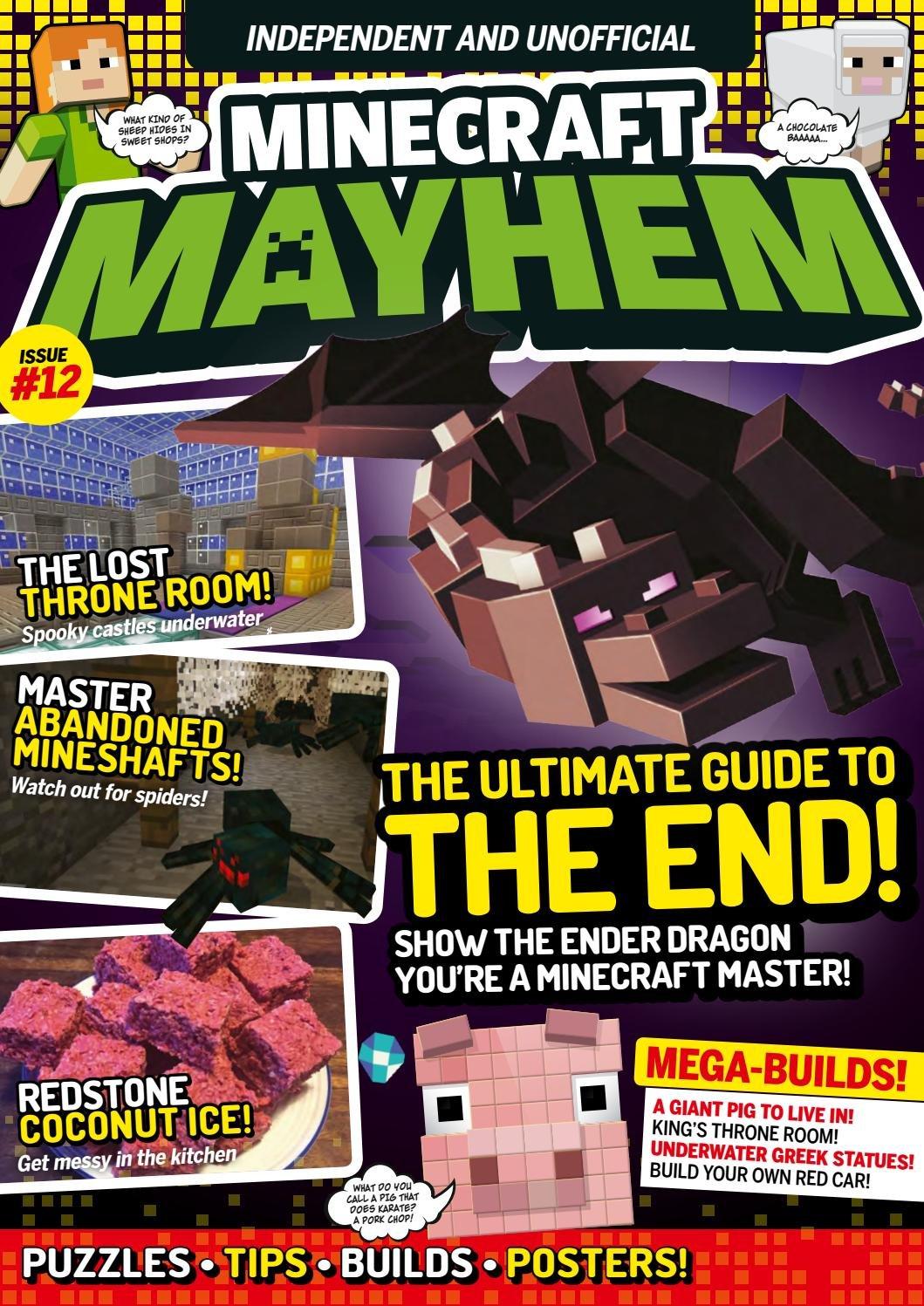 Minecraft Mayhem Issue 12 (March 2017)