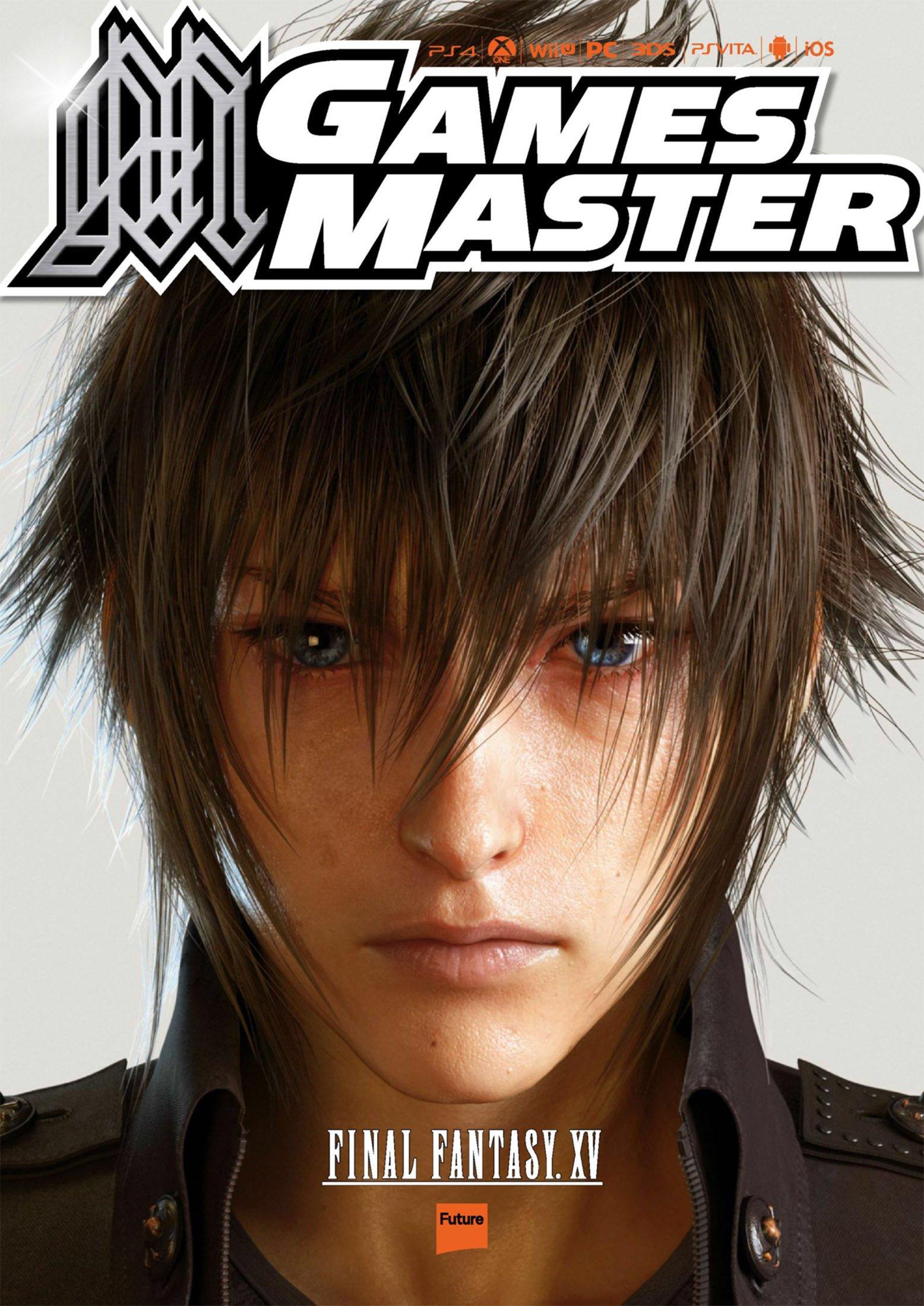 GamesMaster Issue 309 (November 2016)