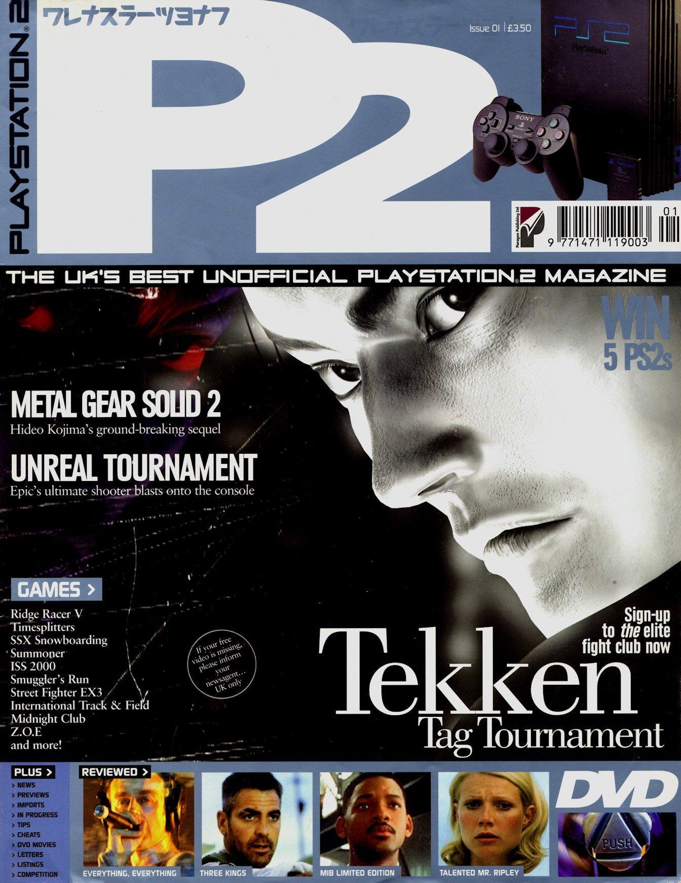 P2 Issue 01 (September 2000)